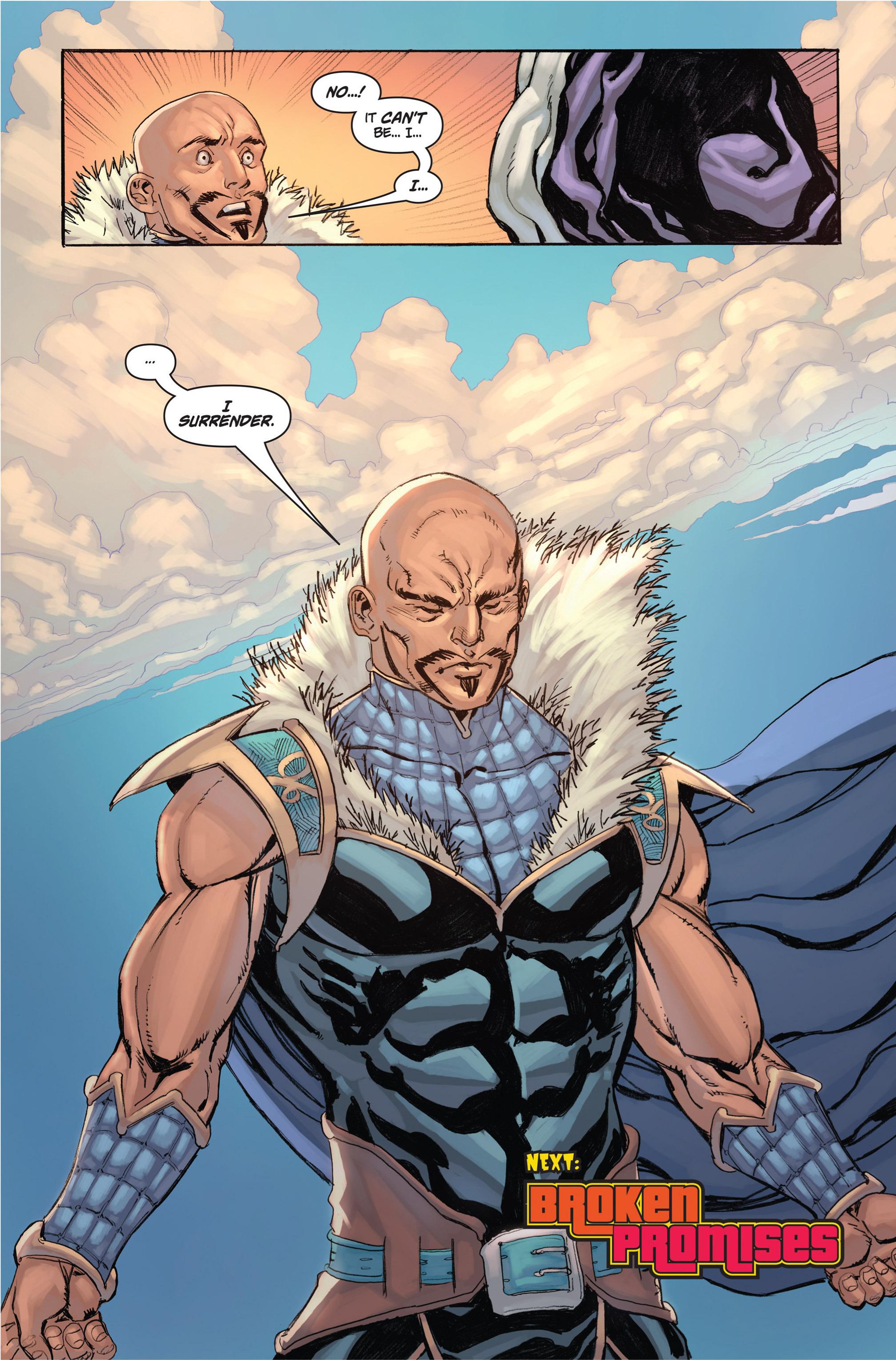 Read online Skyward comic -  Issue #9 - 21