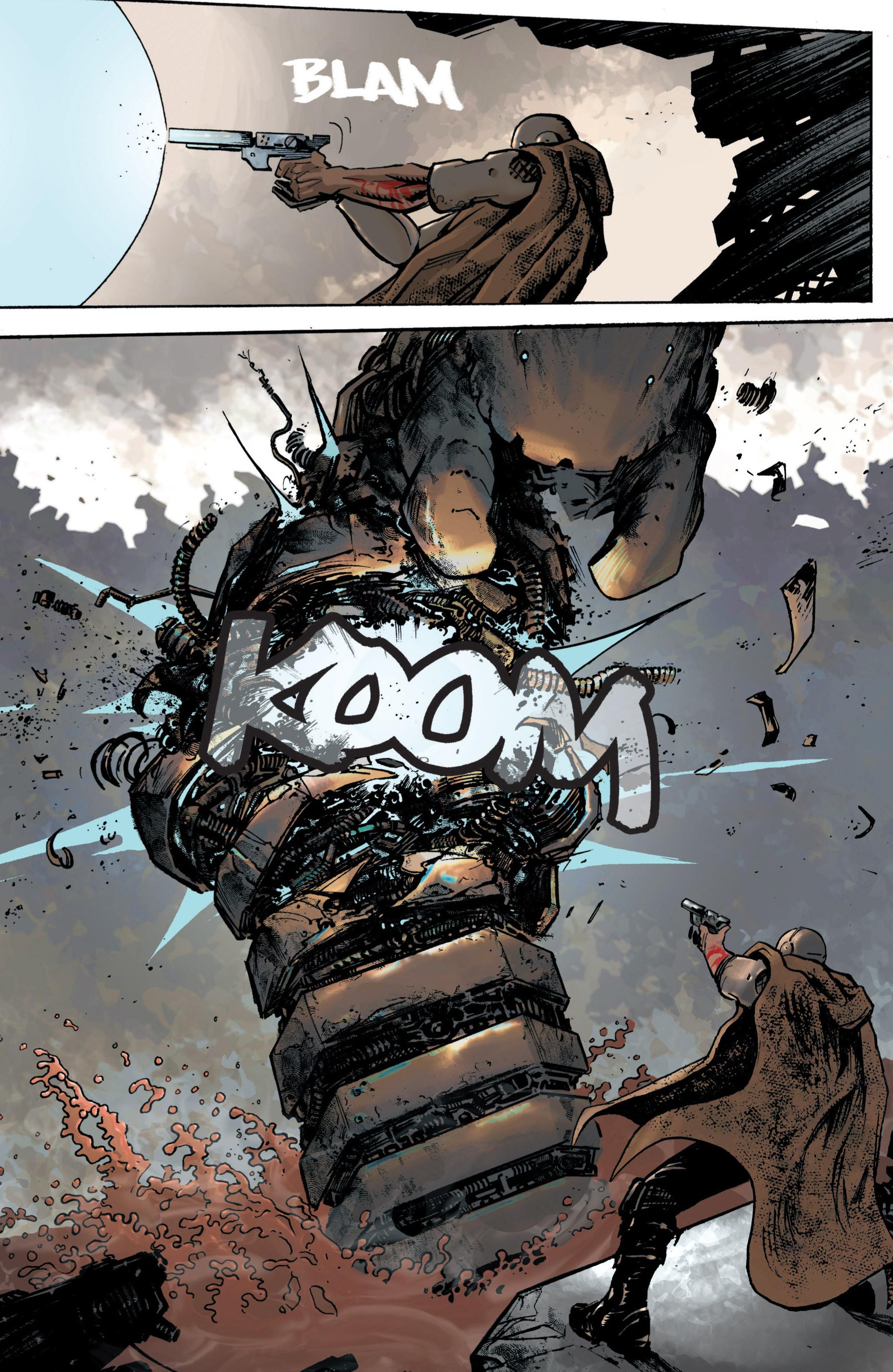 Read online Planetoid comic -  Issue # TPB - 26