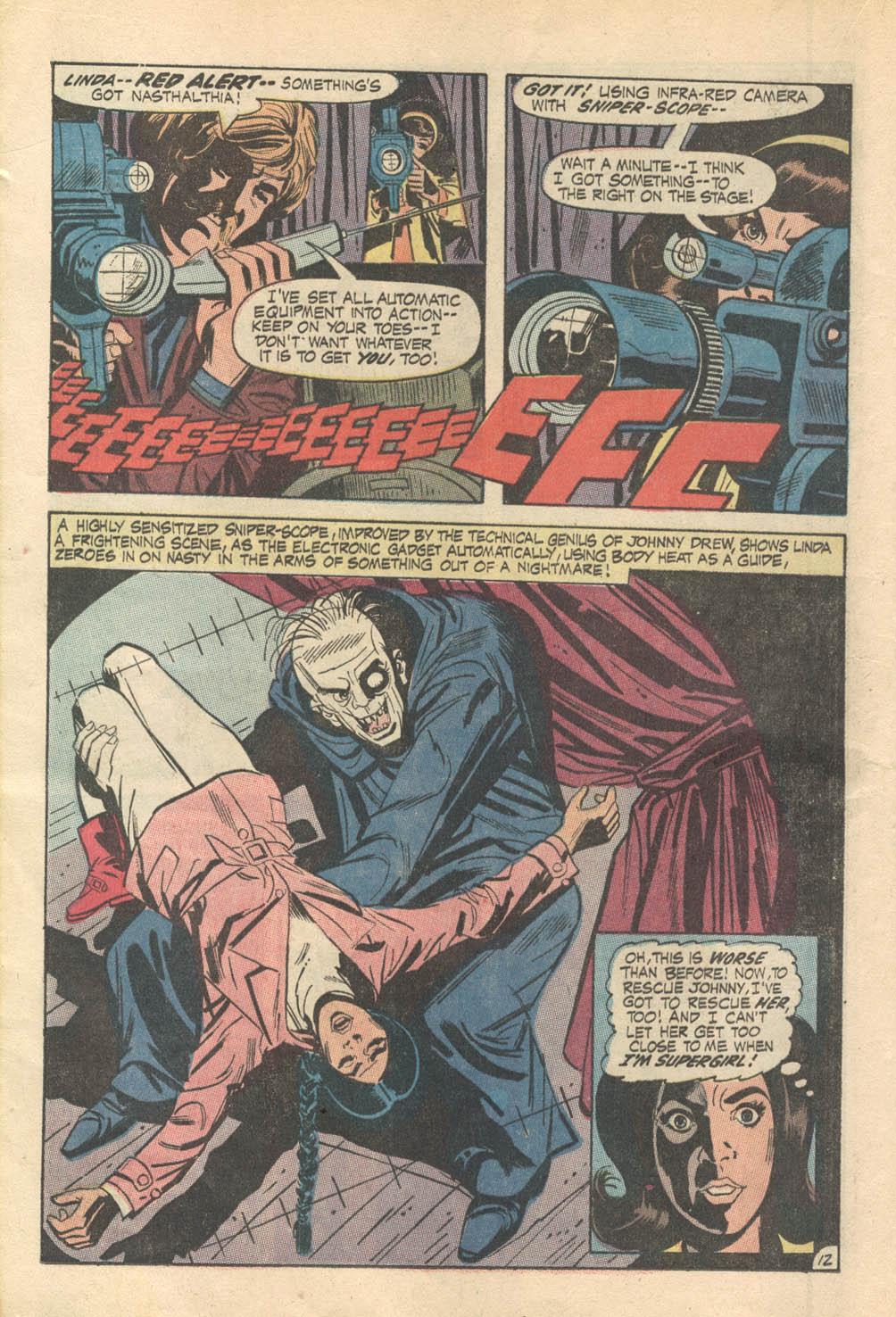 Read online Adventure Comics (1938) comic -  Issue #407 - 16