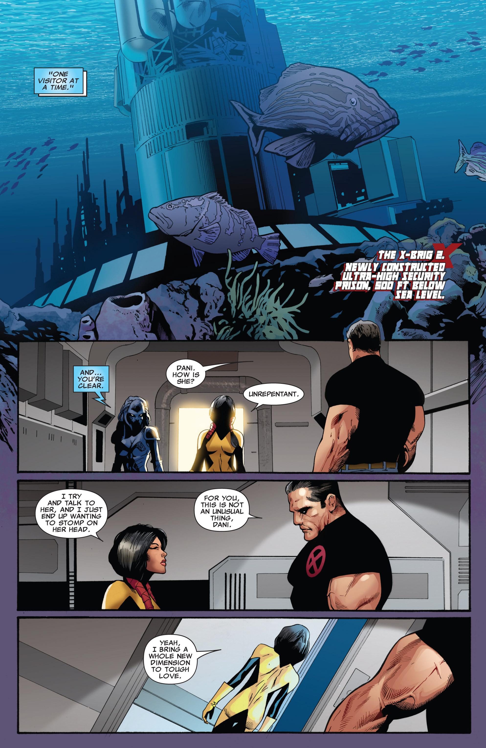 Read online Uncanny X-Men (1963) comic -  Issue #540 - 13