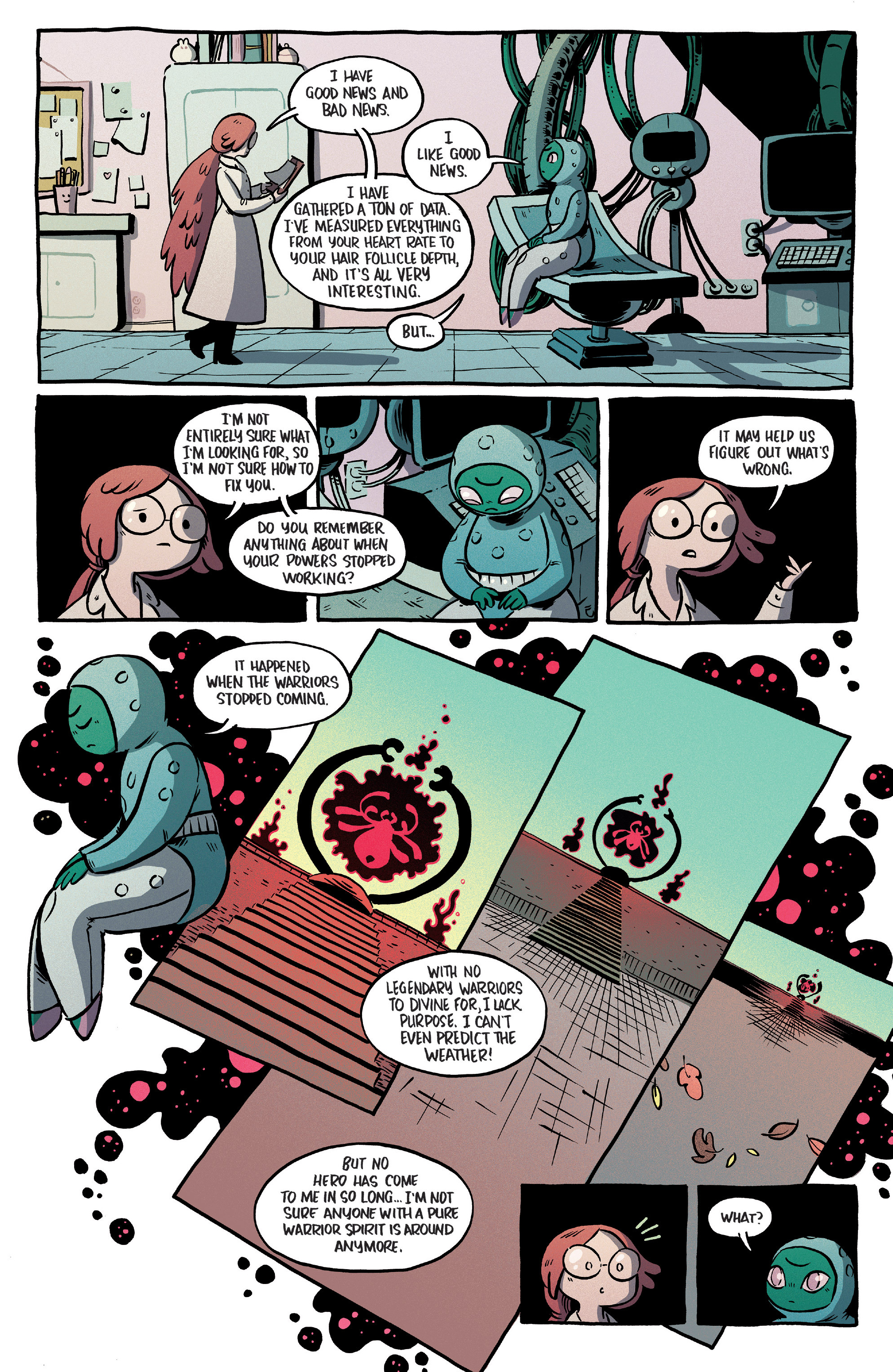 Read online Adventure Time Comics comic -  Issue #10 - 20