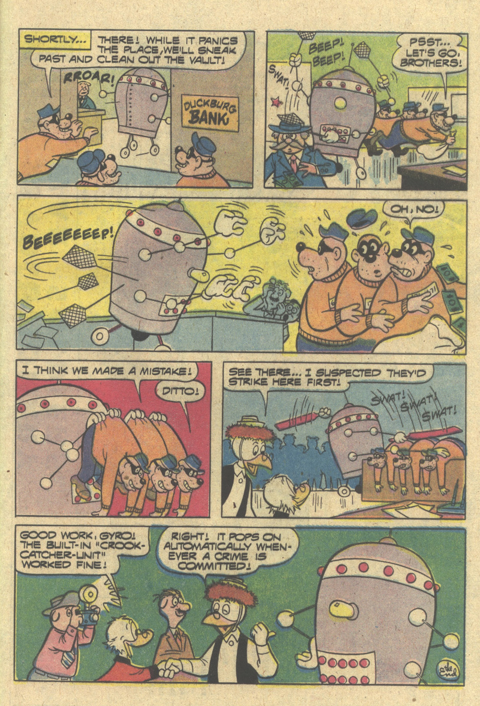 Read online Uncle Scrooge (1953) comic -  Issue #174 - 33