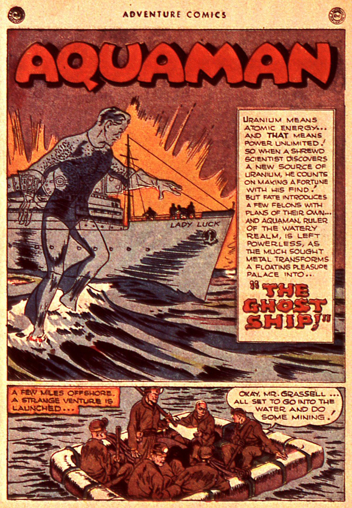 Read online Adventure Comics (1938) comic -  Issue #106 - 42