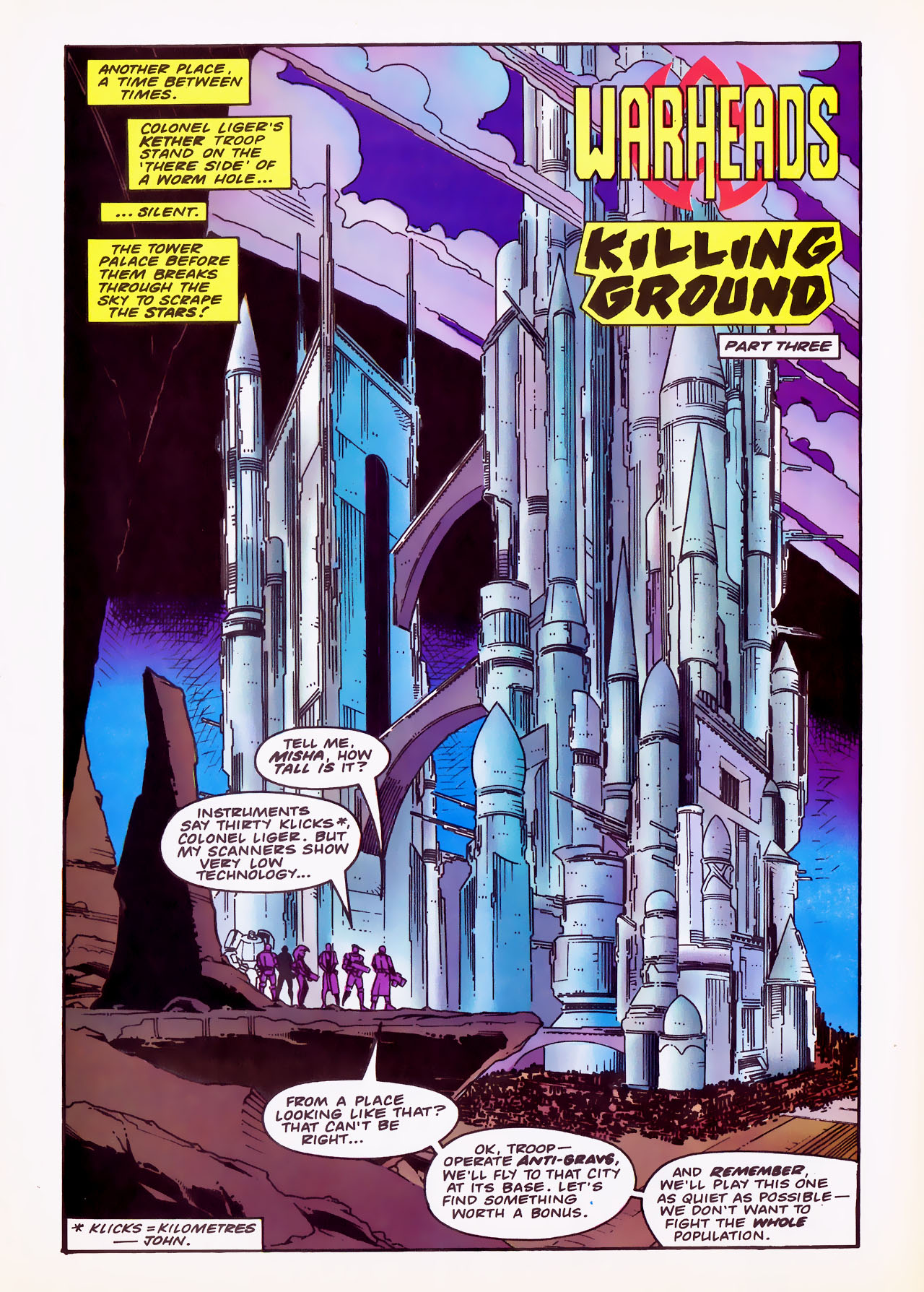 Read online Overkill comic -  Issue #19 - 29