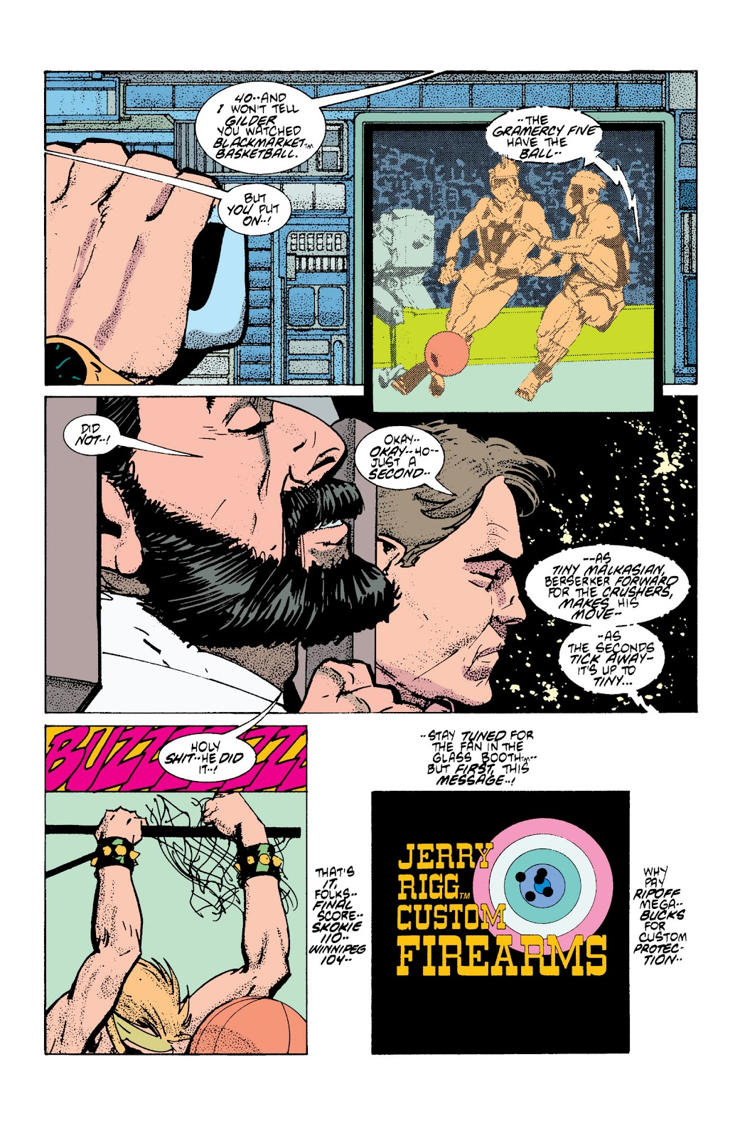 American Flagg! issue Definitive Collection (Part 1) - Page 14