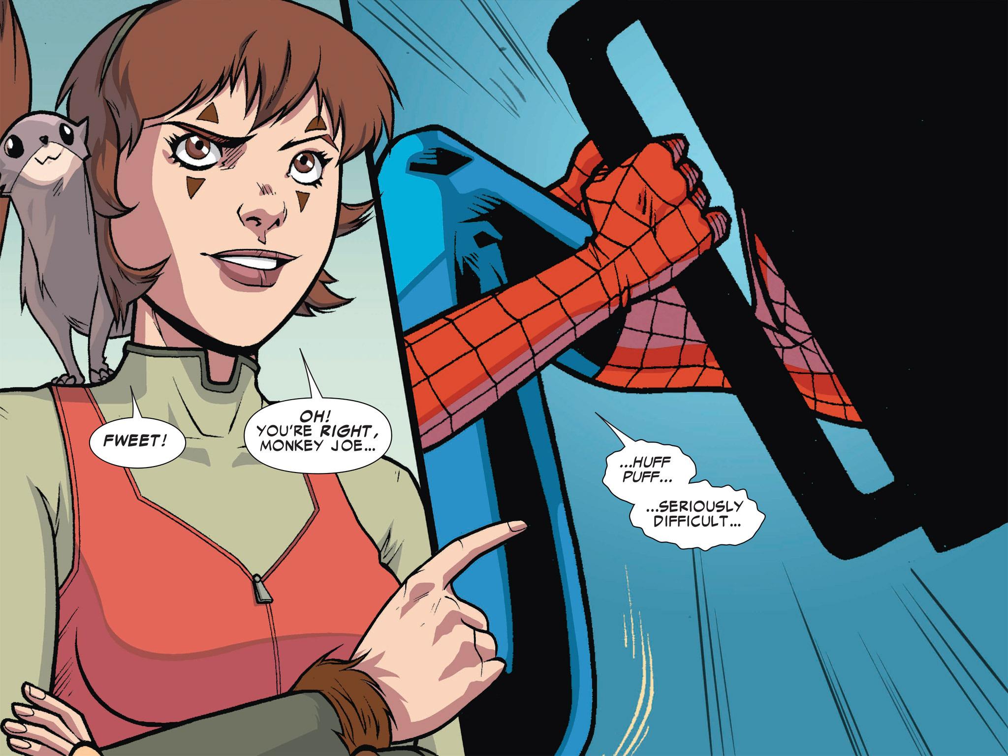 Read online Ultimate Spider-Man (Infinite Comics) (2016) comic -  Issue #1 - 36