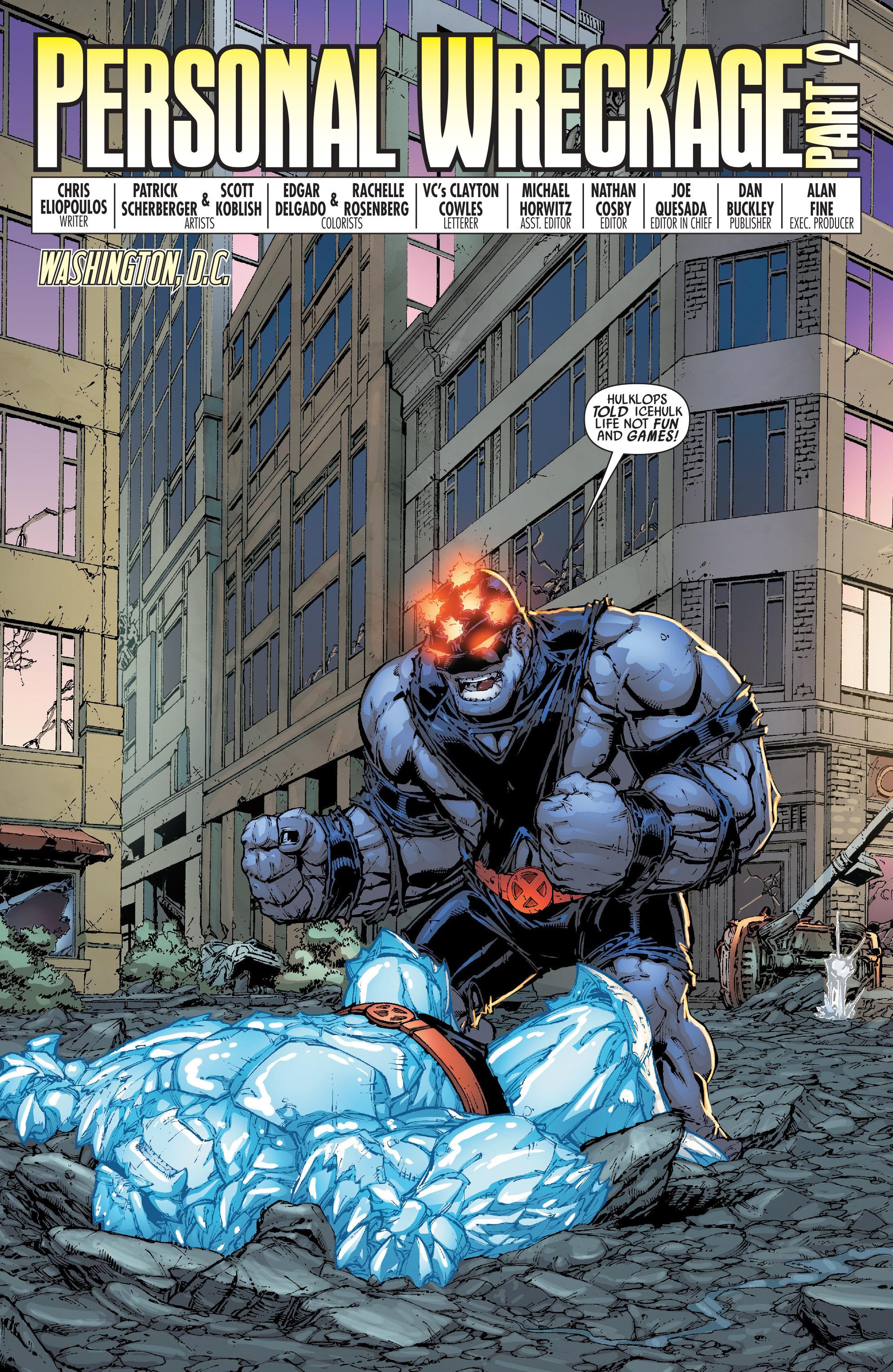 Read online World War Hulks: Spider-Man vs. Thor comic -  Issue #2 - 26