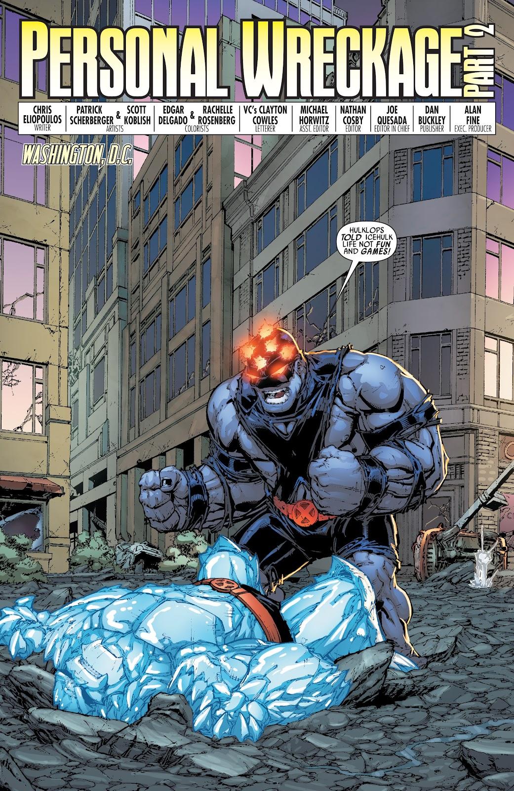 World War Hulks: Spider-Man vs. Thor Issue #2 #2 - English 26