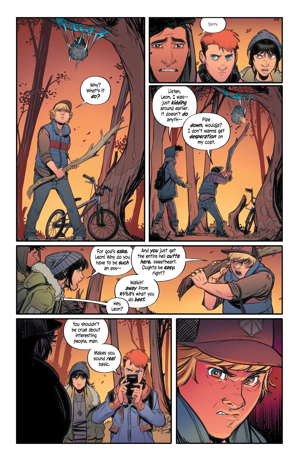 Read online Alienated comic -  Issue #1 - 19