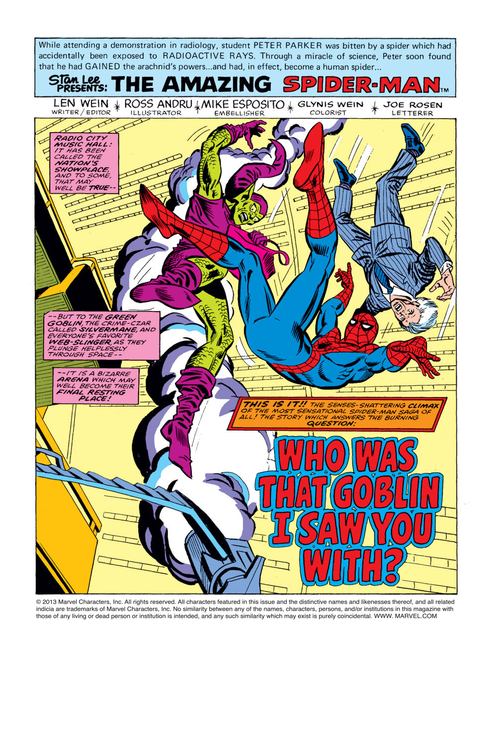 The Amazing Spider-Man (1963) 180 Page 2