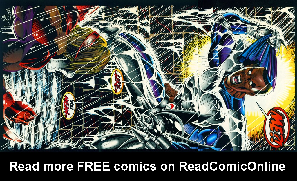 Read online ShadowHawk comic -  Issue #6 - 21