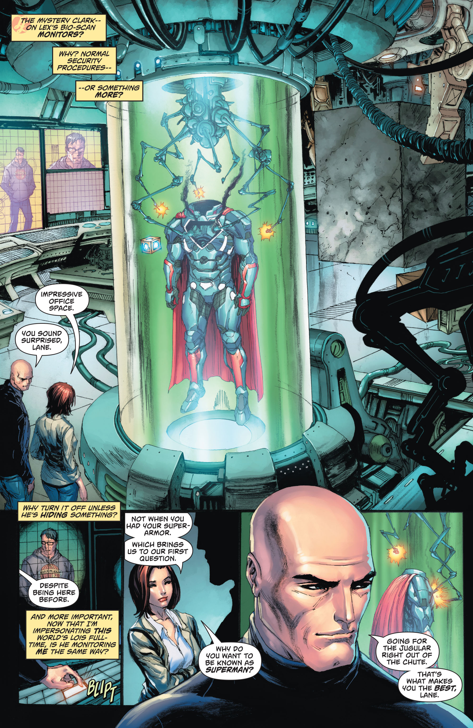 Read online Action Comics (2016) comic -  Issue #967 - 12