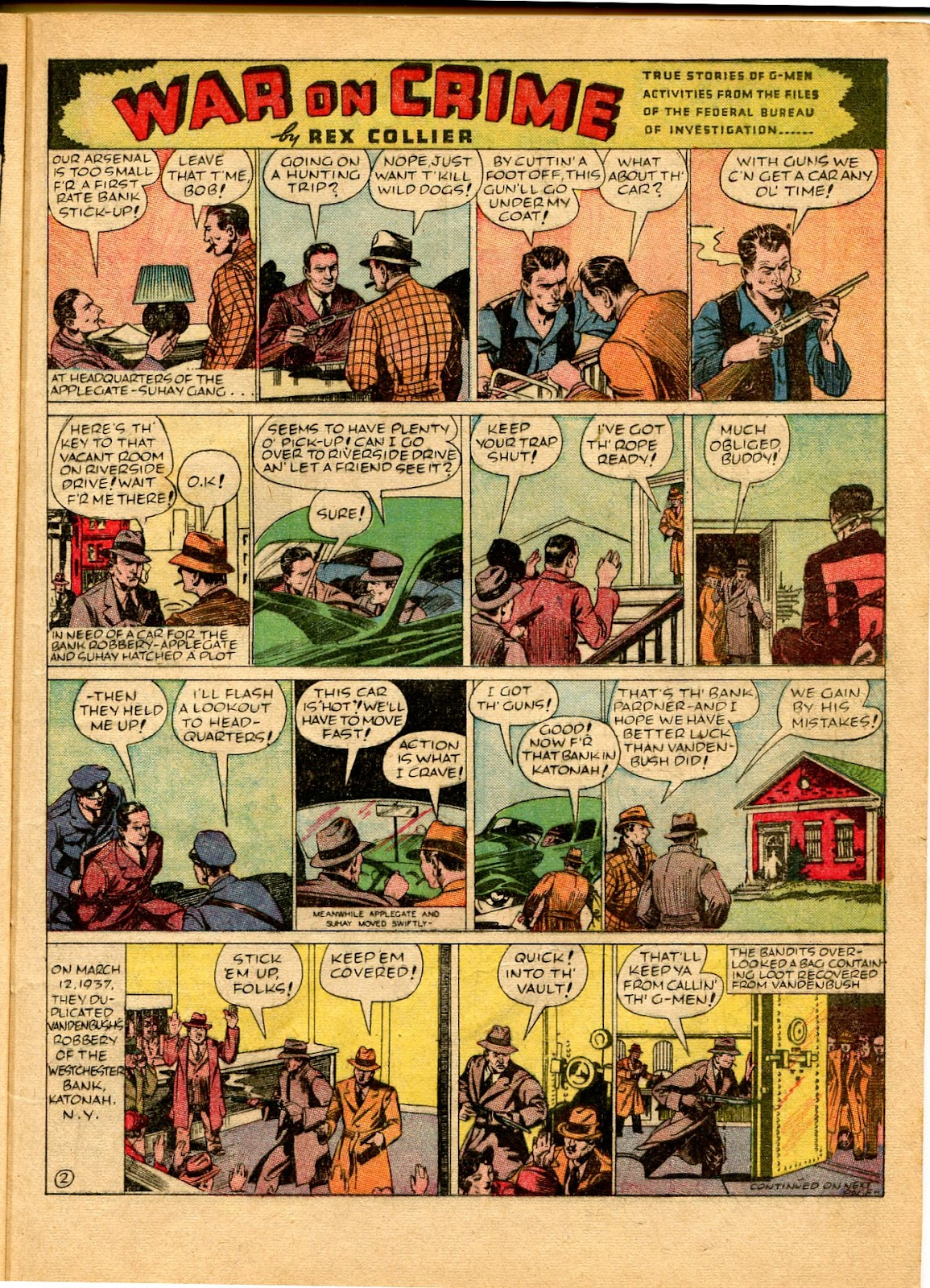 Read online Famous Funnies comic -  Issue #49 - 23