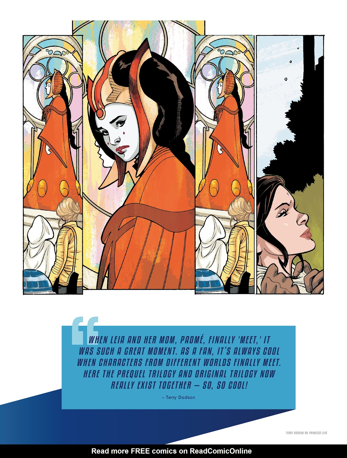 Read online The Marvel Art of Star Wars comic -  Issue # TPB (Part 2) - 32