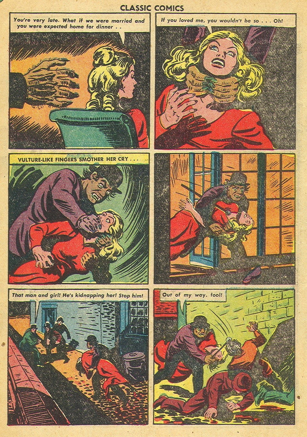 Classics Illustrated issue 13 - Page 28