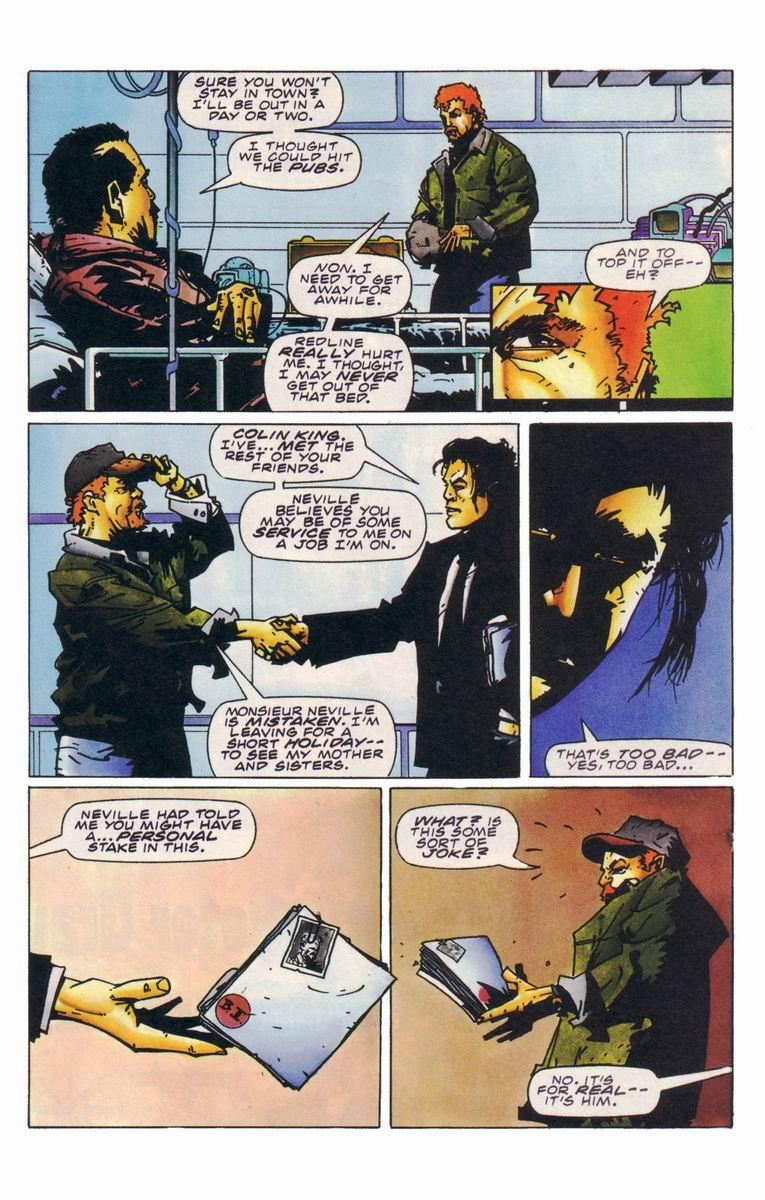Read online Secret Weapons comic -  Issue #18 - 20