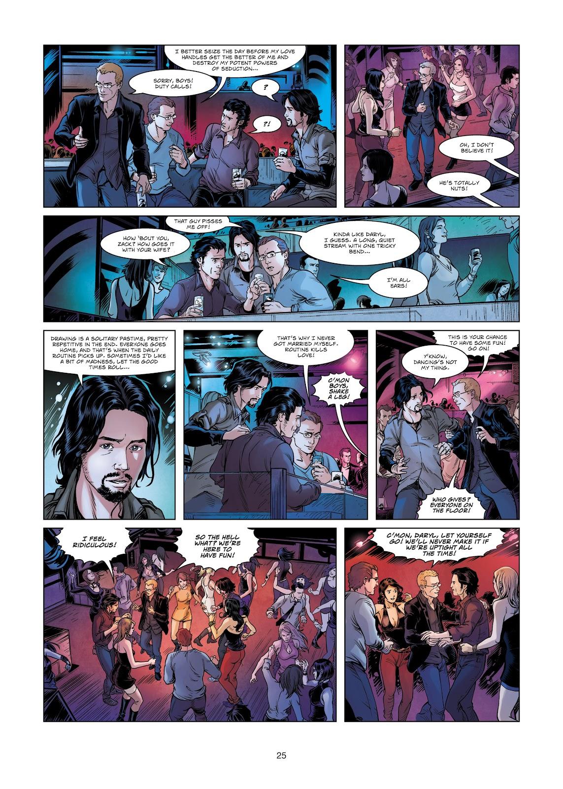 Read online Vigilantes comic -  Issue #2 - 25