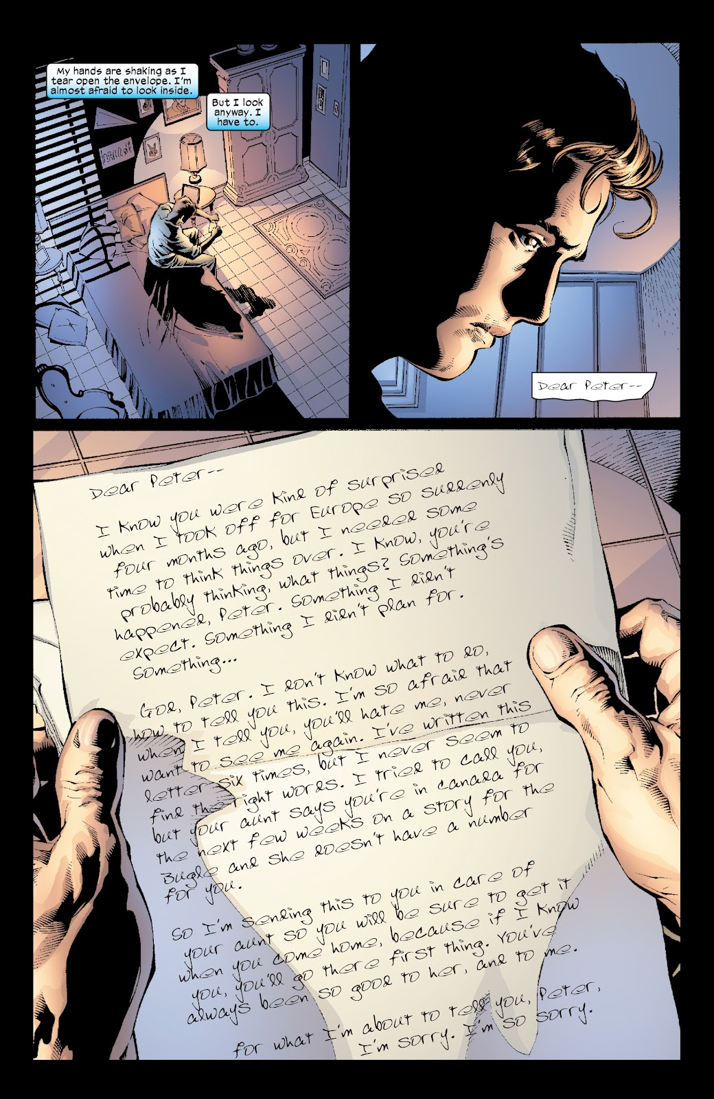 The Amazing Spider-Man by JMS Ultimate Collection issue TPB 3 (Part 2) - Page 47