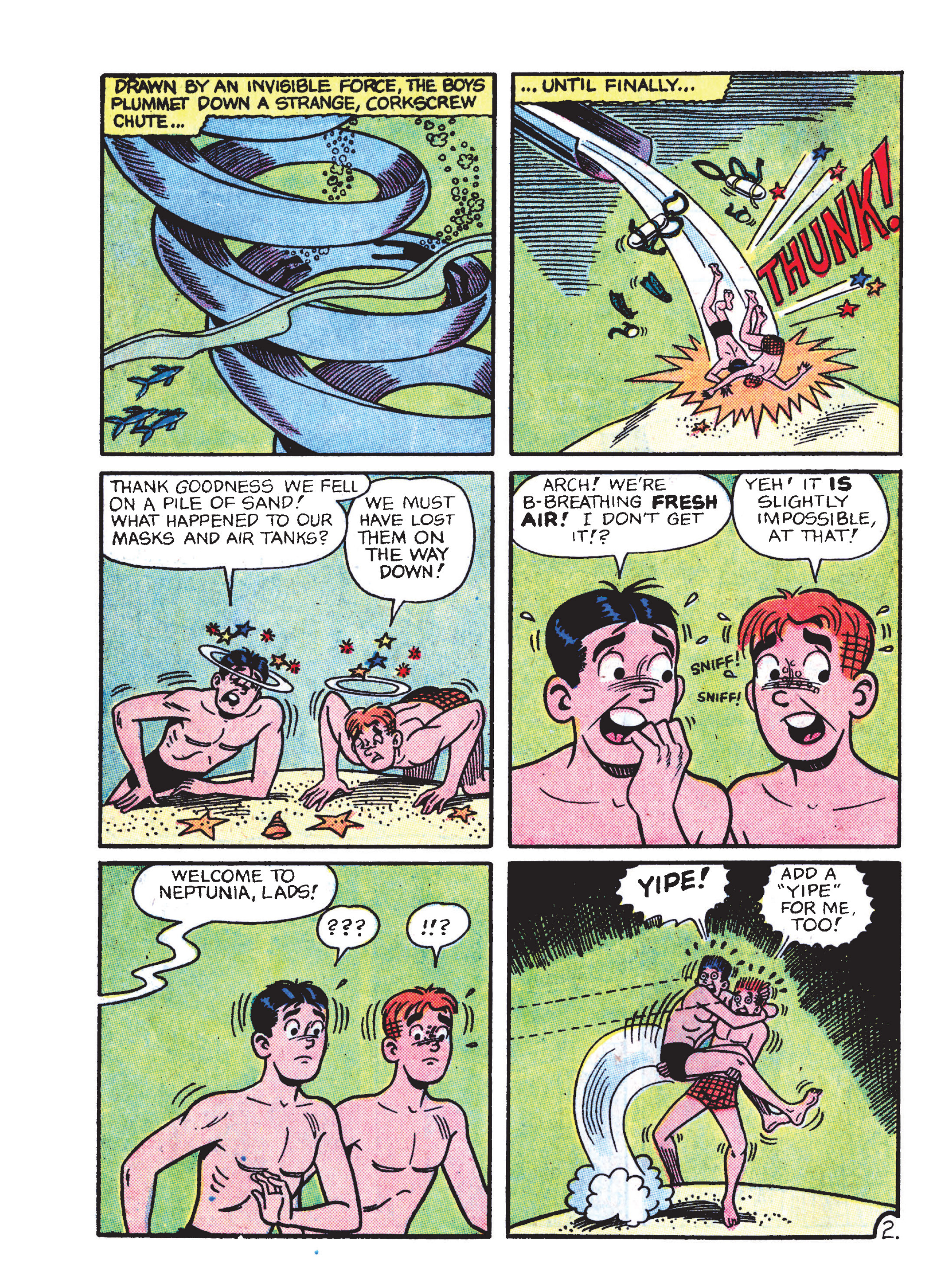 Read online Archie 1000 Page Comics Blowout! comic -  Issue # TPB (Part 2) - 24