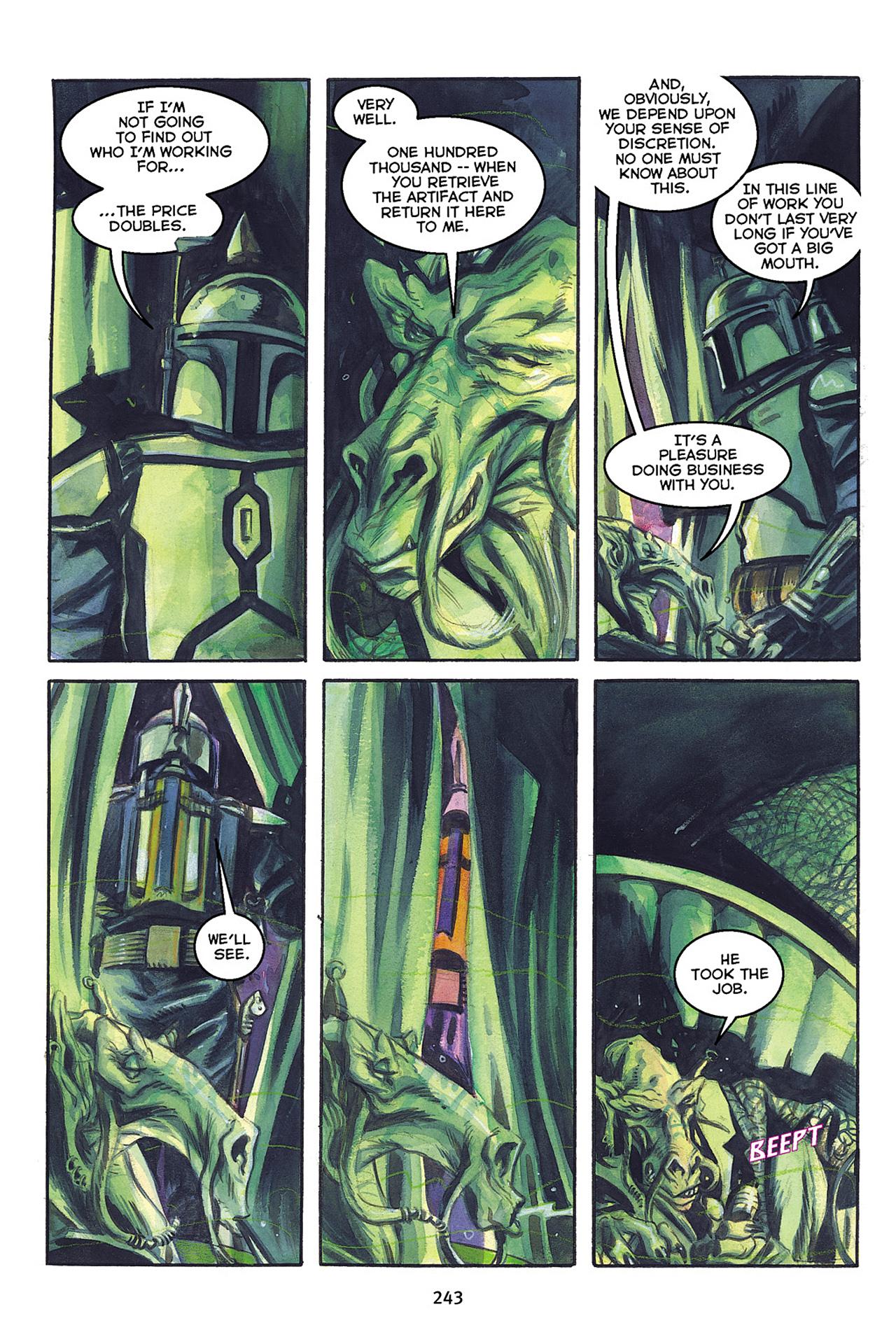 Read online Star Wars Omnibus comic -  Issue # Vol. 10 - 241