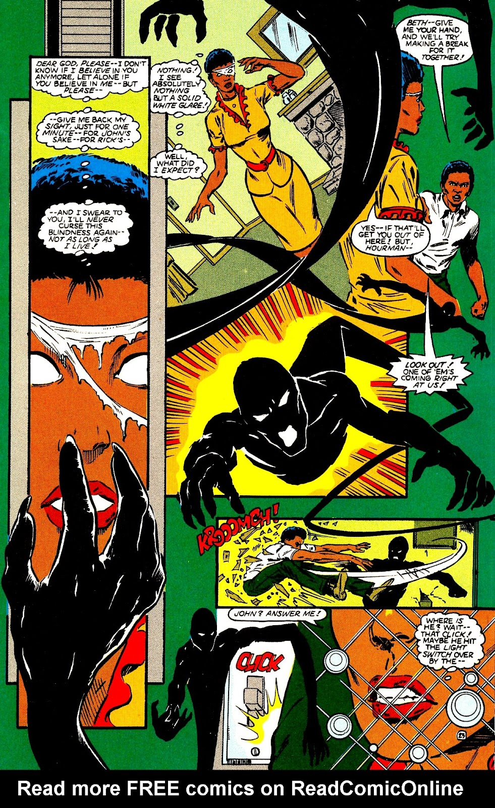 Infinity Inc. (1984) issue 21 - Page 25