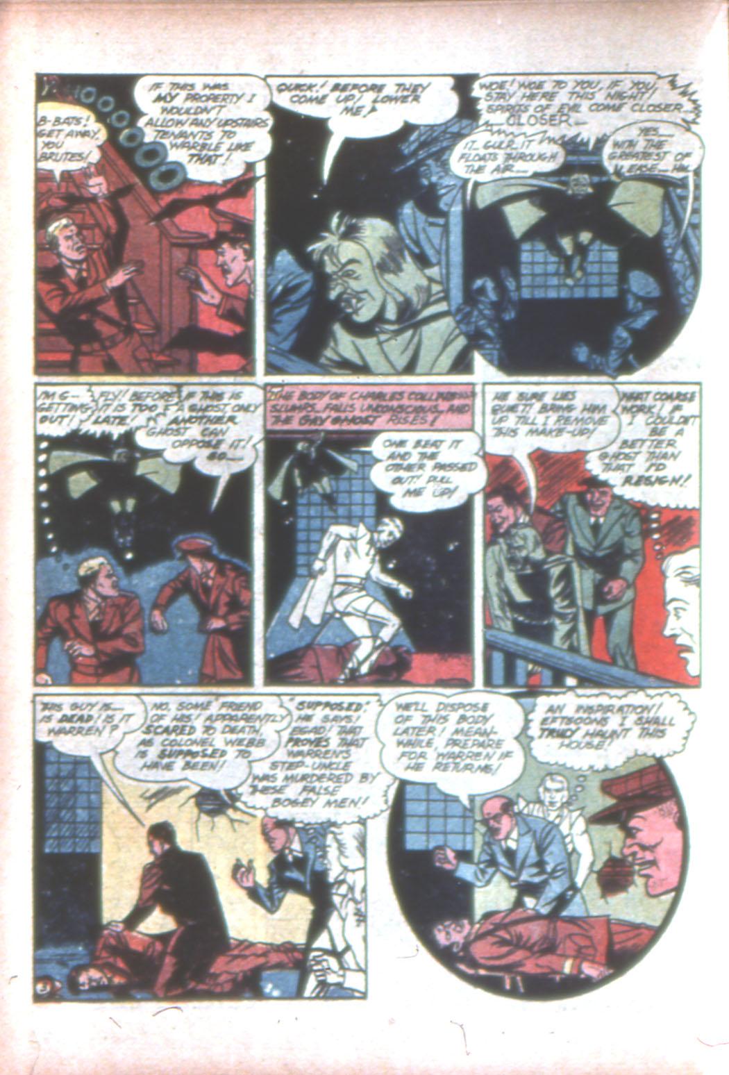 Read online Sensation (Mystery) Comics comic -  Issue #15 - 28