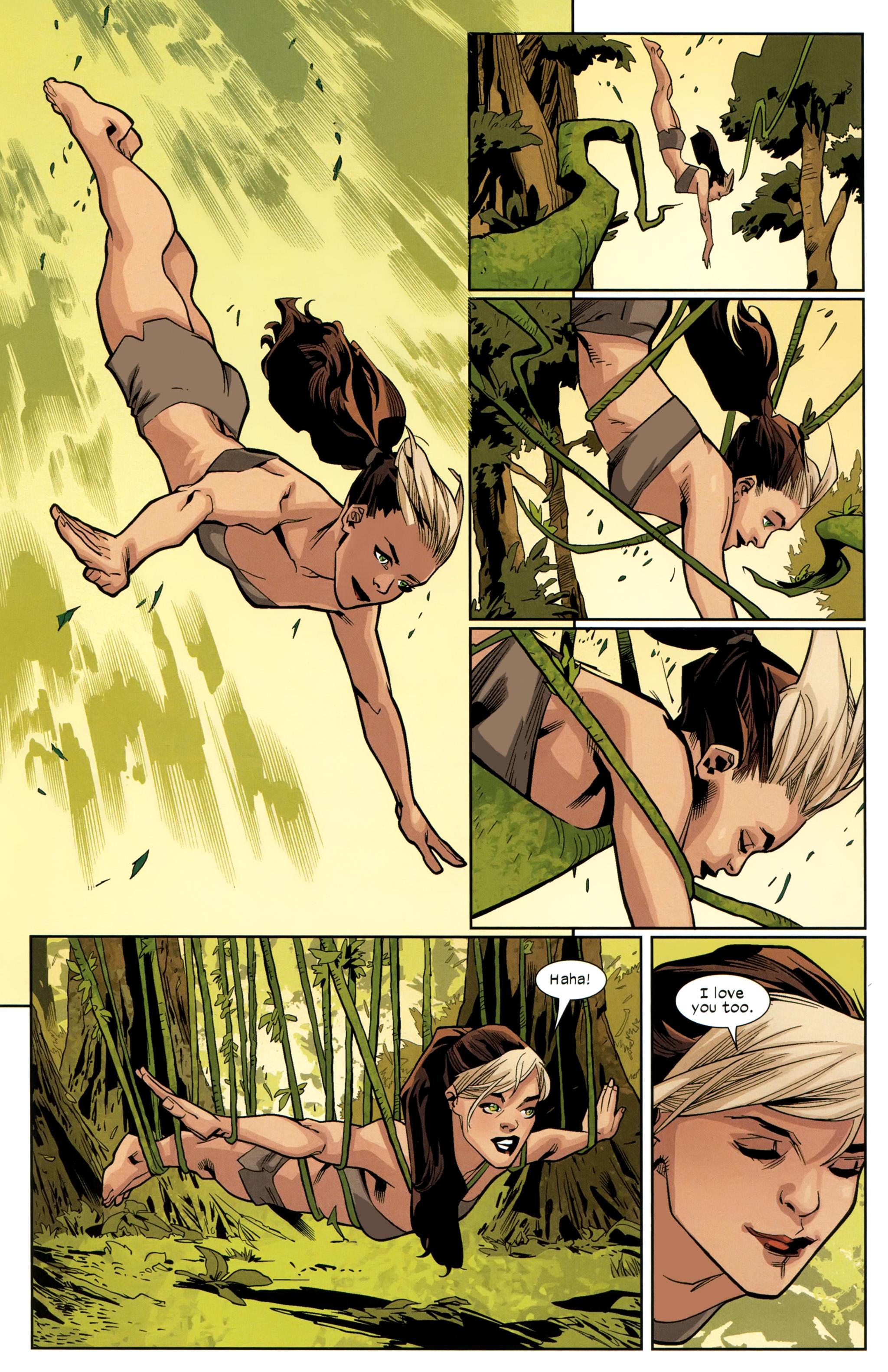 Read online Ultimate Comics X-Men comic -  Issue #25 - 10