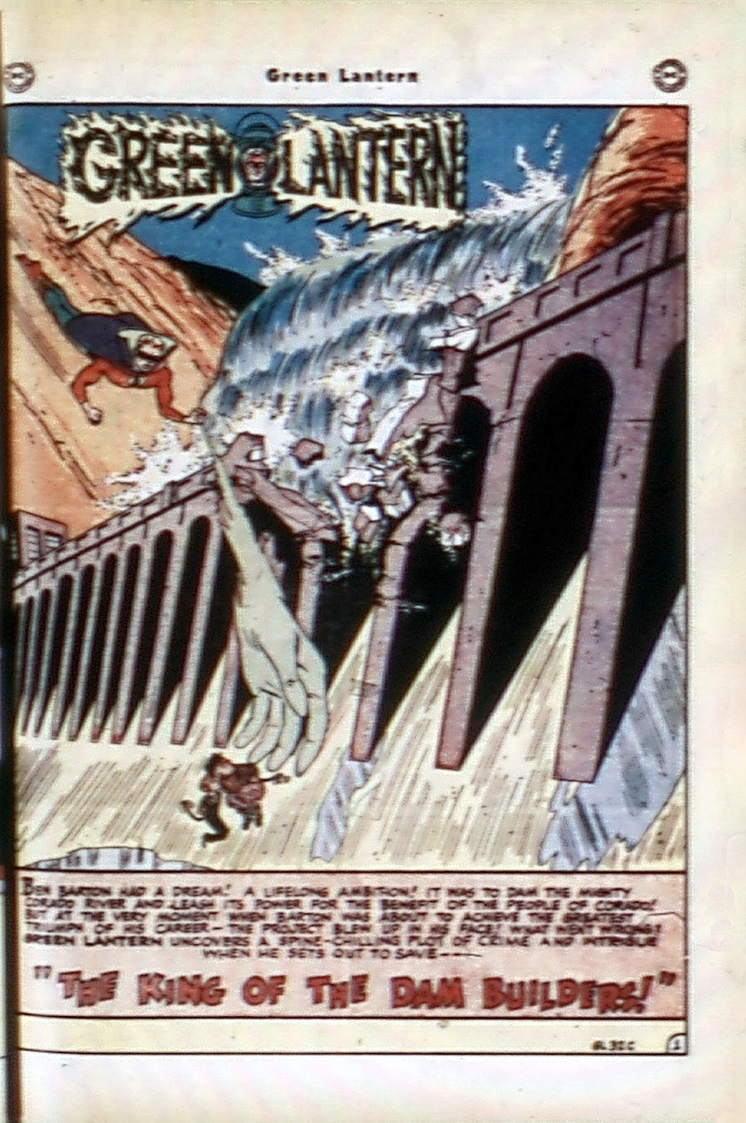 Green Lantern (1941) Issue #32 #32 - English 36