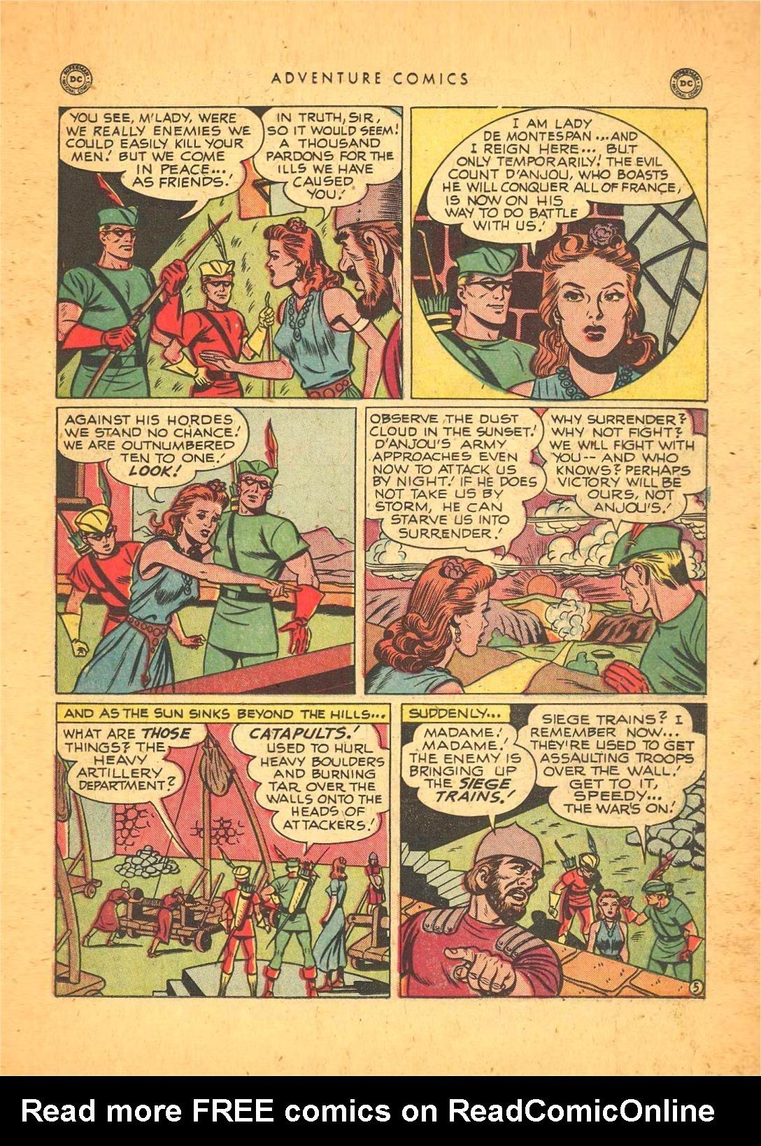 Read online Adventure Comics (1938) comic -  Issue #148 - 27