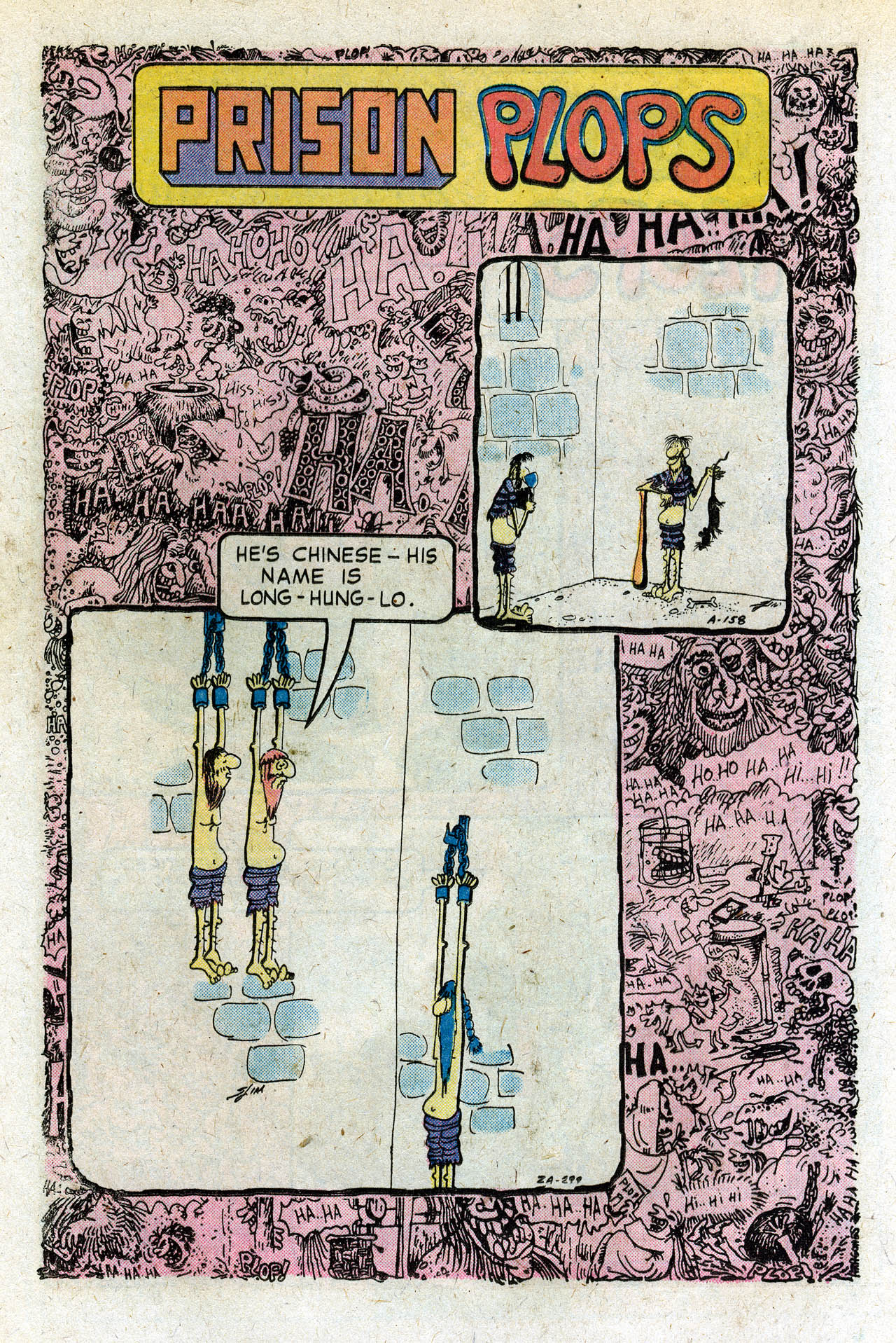 Read online Plop! comic -  Issue #11 - 16