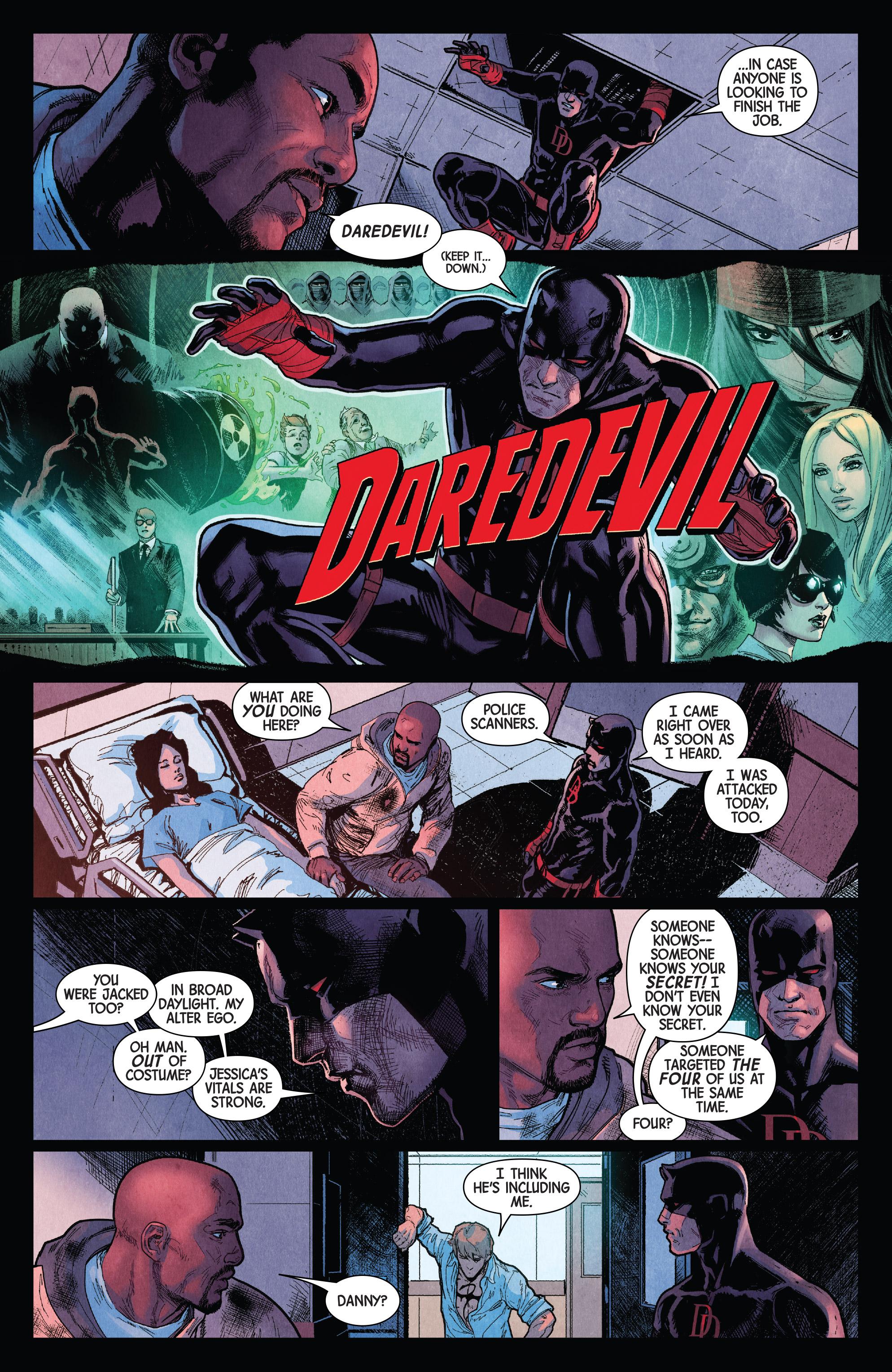 Read online Defenders (2017) comic -  Issue #1 - 10