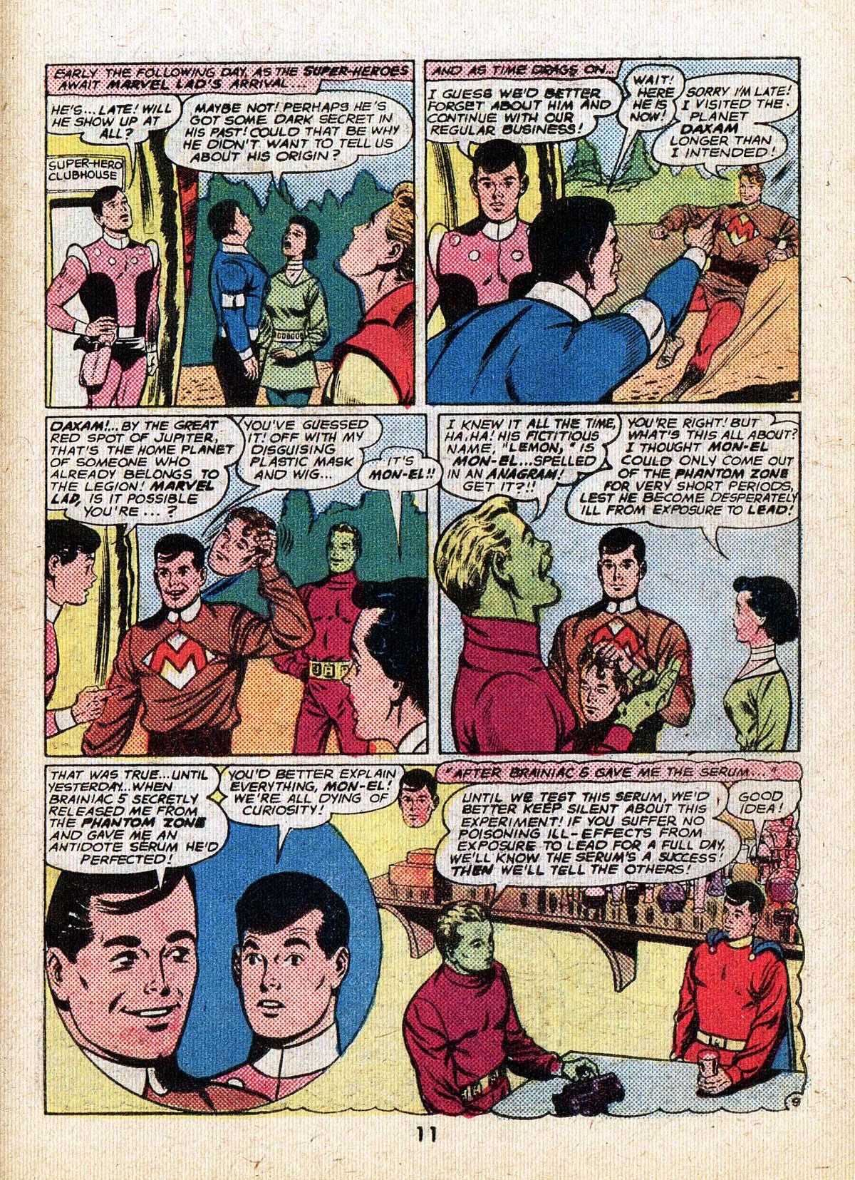 Read online Adventure Comics (1938) comic -  Issue #500 - 11