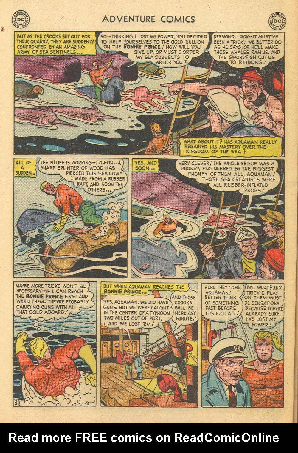 Read online Adventure Comics (1938) comic -  Issue #176 - 19