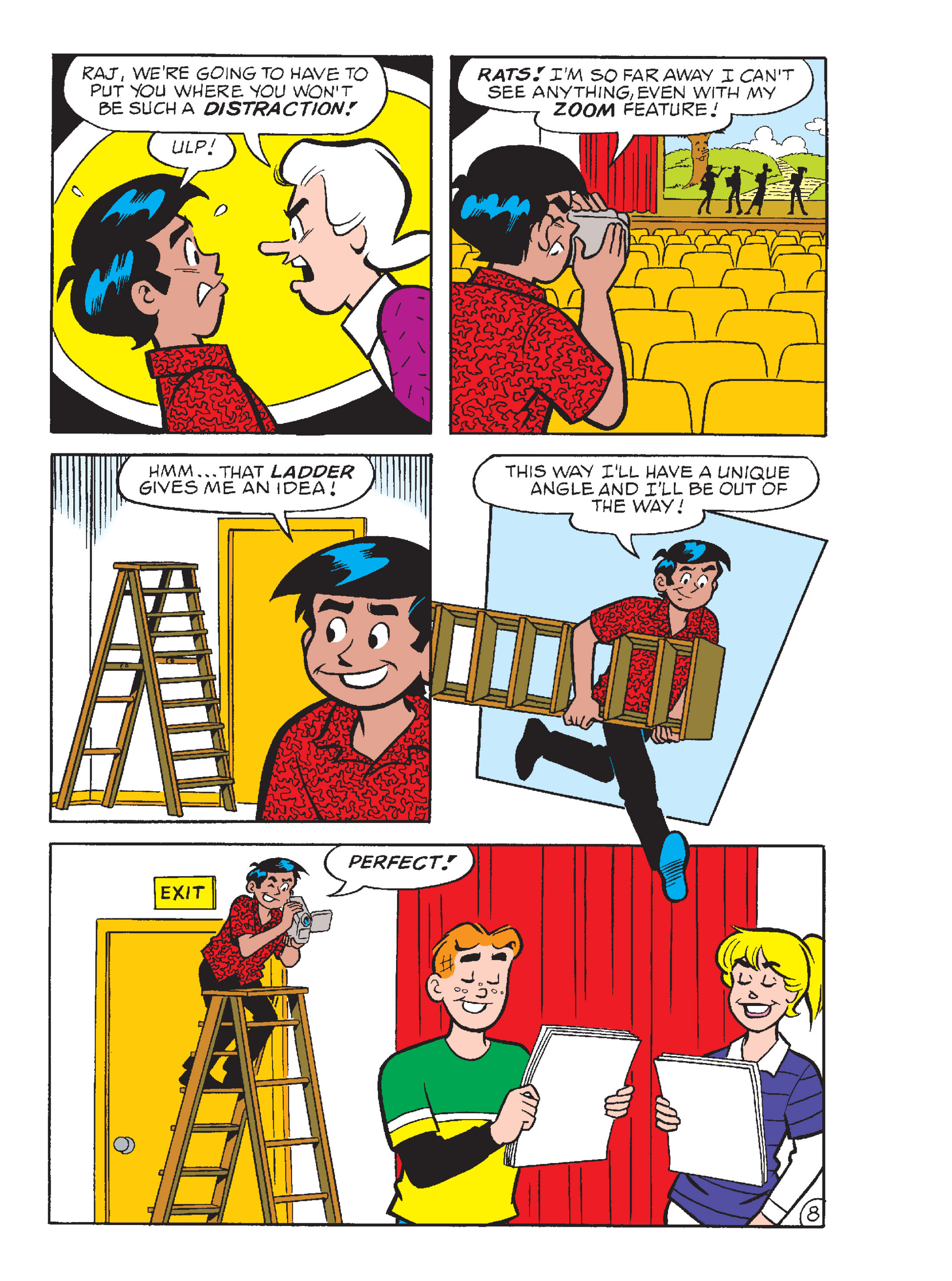 Read online Archie 1000 Page Comics Blowout! comic -  Issue # TPB (Part 1) - 230