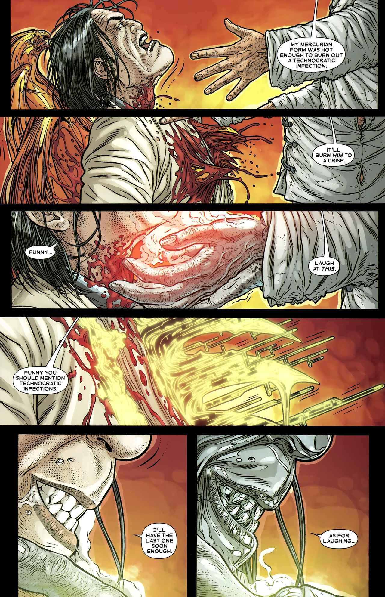 Read online Wolverine: The Best There Is comic -  Issue #10 - 22