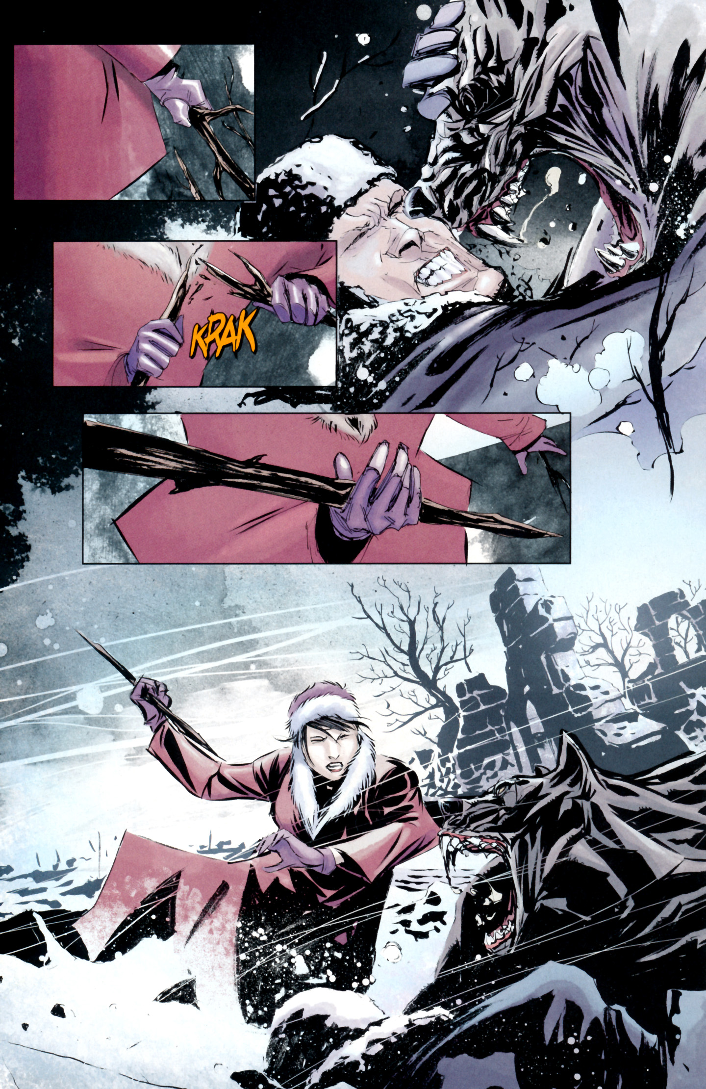 Read online American Vampire: Lord of Nightmares comic -  Issue #3 - 20