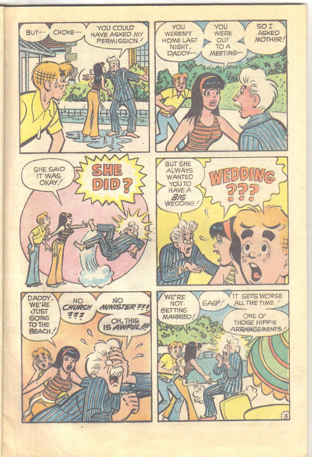 Archie's Love Scene issue Full - Page 5