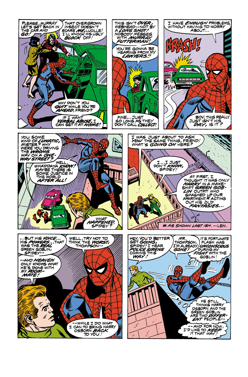 The Amazing Spider-Man (1963) 177 Page 4