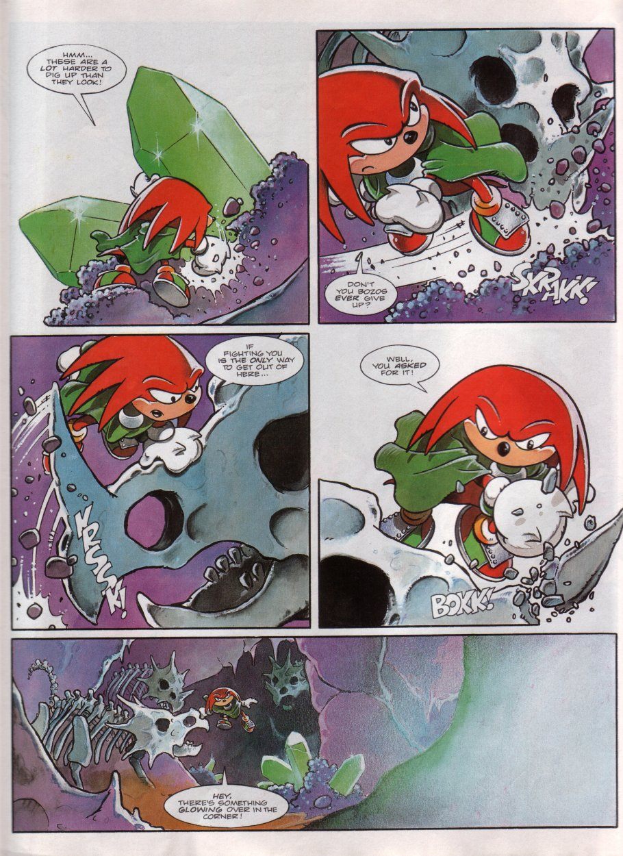 Read online Sonic the Comic comic -  Issue #71 - 20