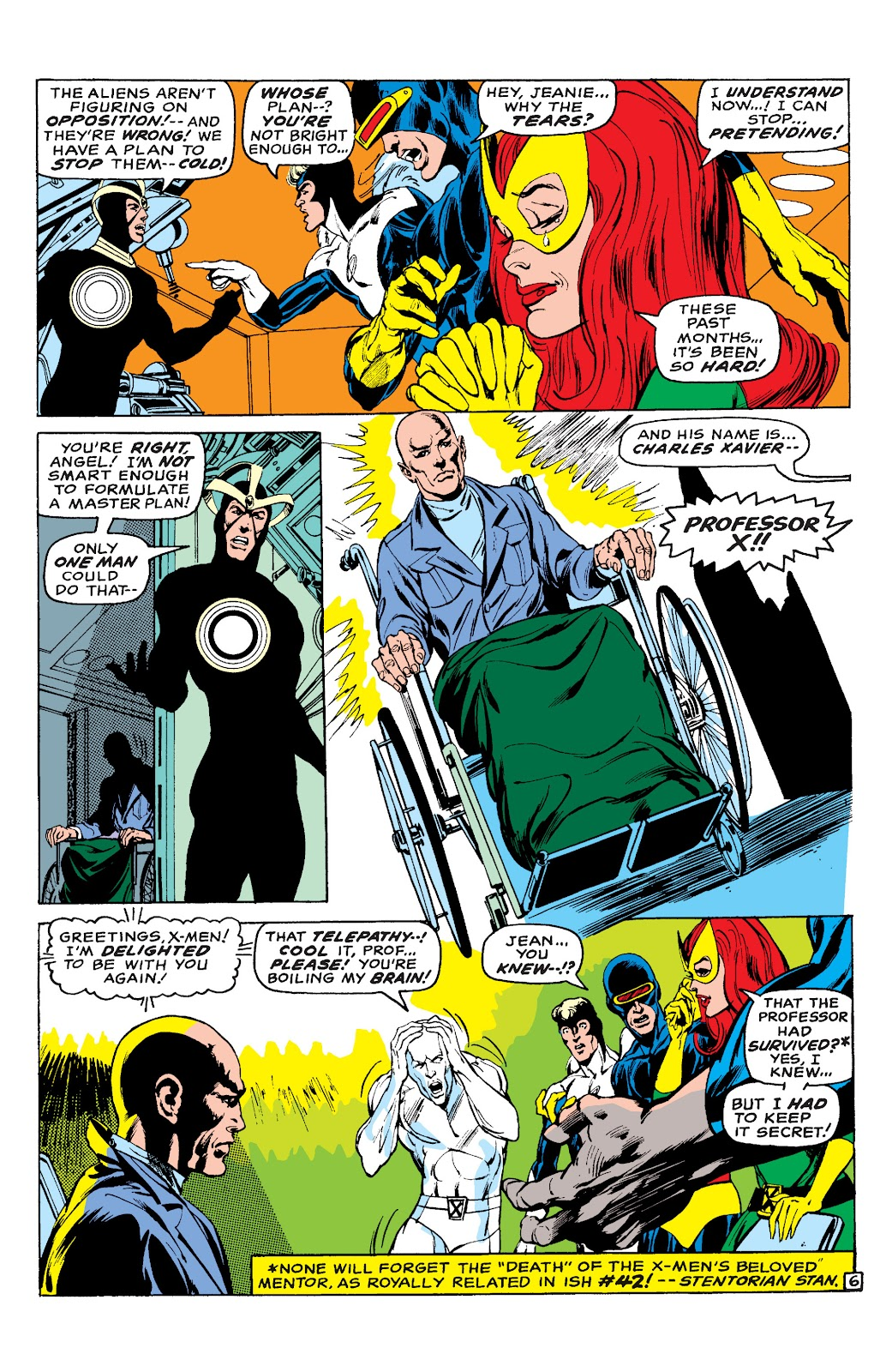 Uncanny X-Men (1963) issue 65 - Page 7