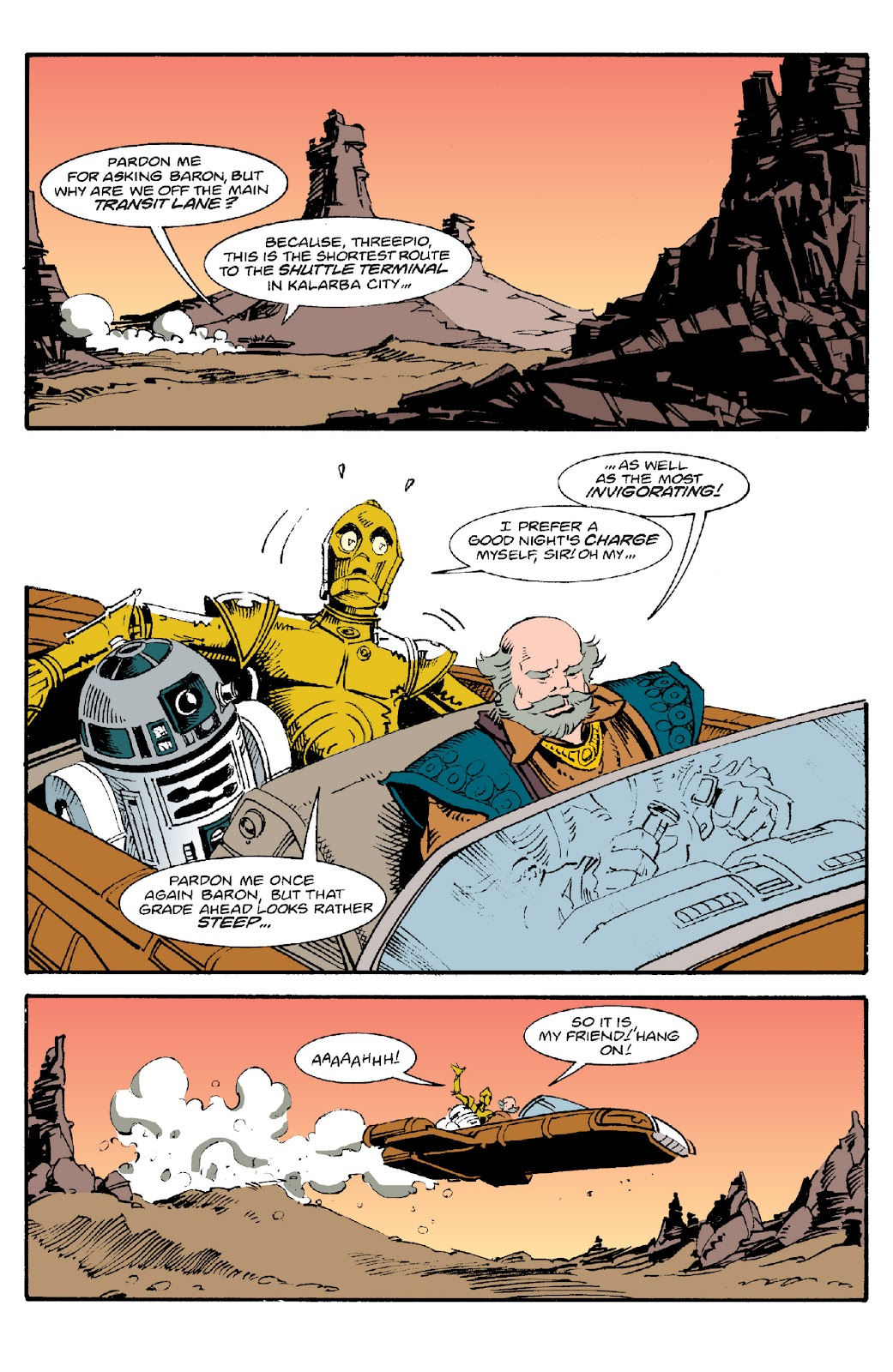 Read online Star Wars Legends Epic Collection: The Empire comic -  Issue # TPB 5 (Part 1) - 83