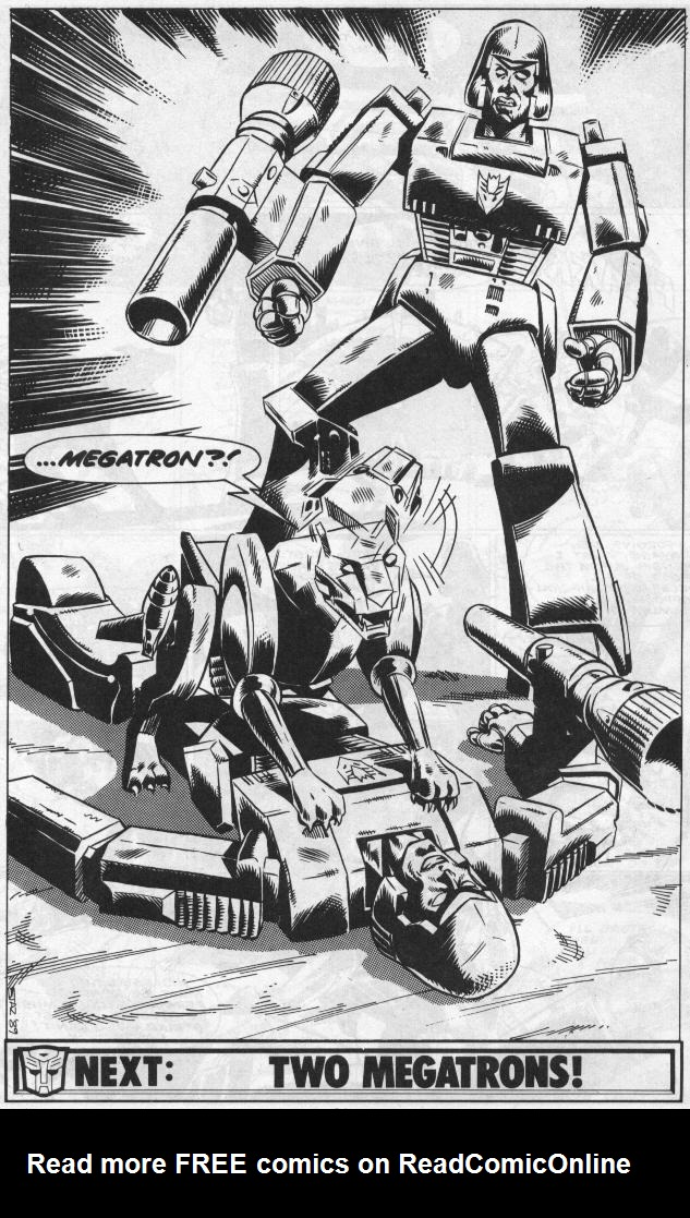 The Transformers (UK) 243 Page 11