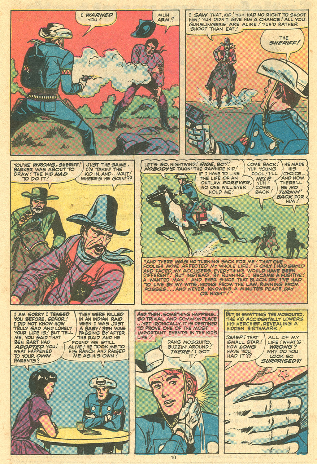 The Rawhide Kid (1955) issue 143 - Page 12