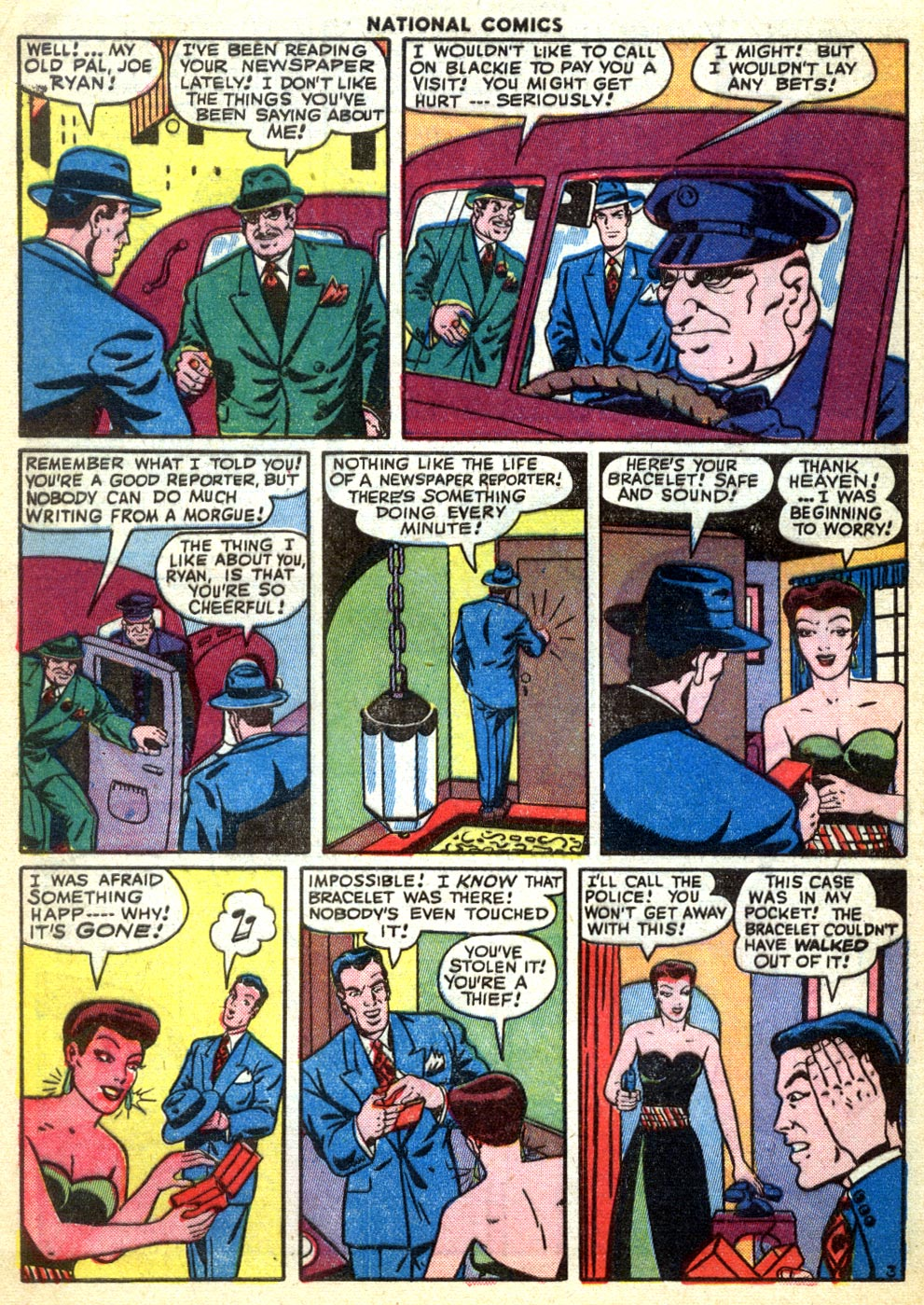 National Comics (1940) issue 47 - Page 48