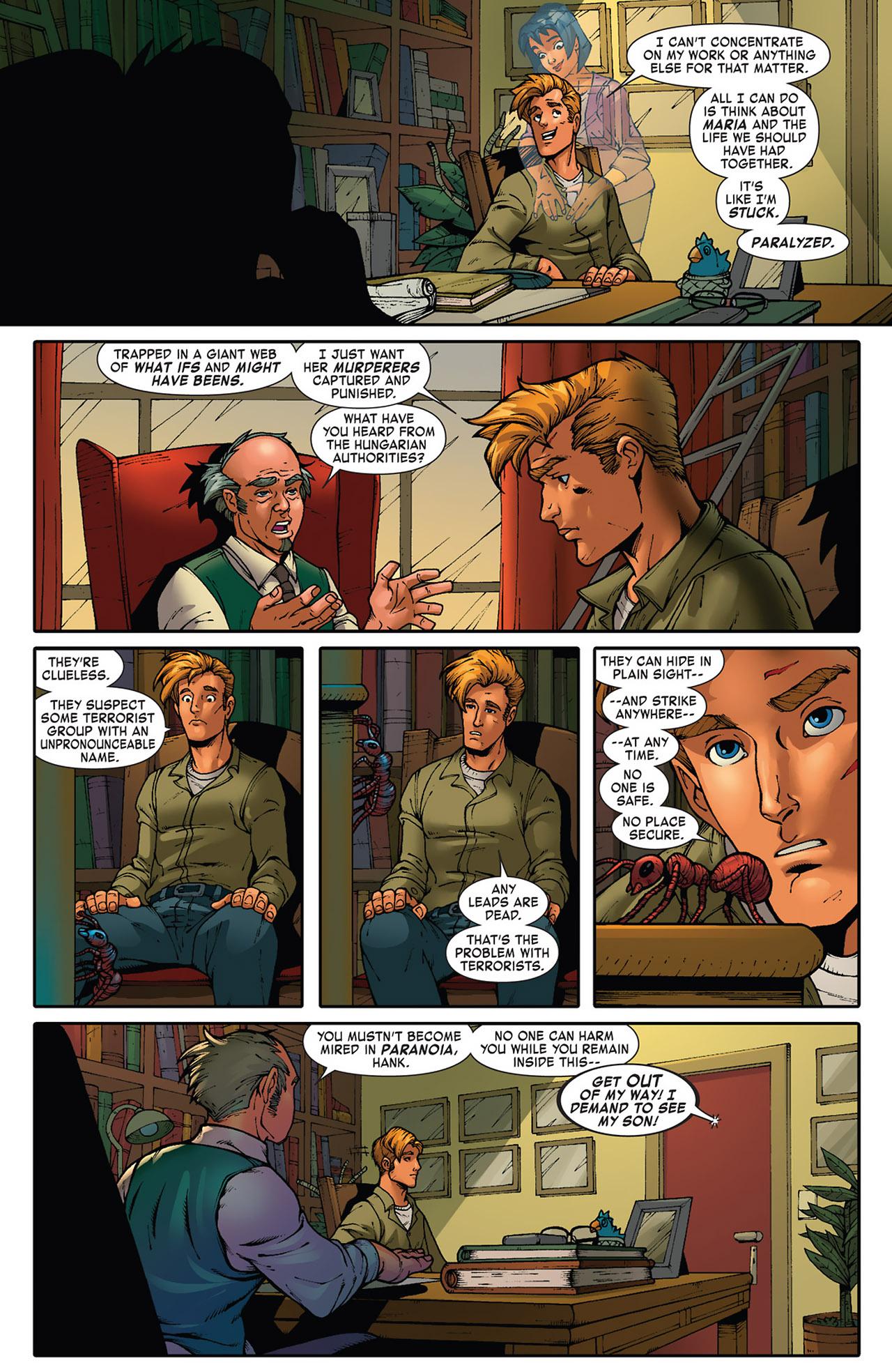 Read online Ant-Man: Season One comic -  Issue #Ant-Man: Season One Full - 4