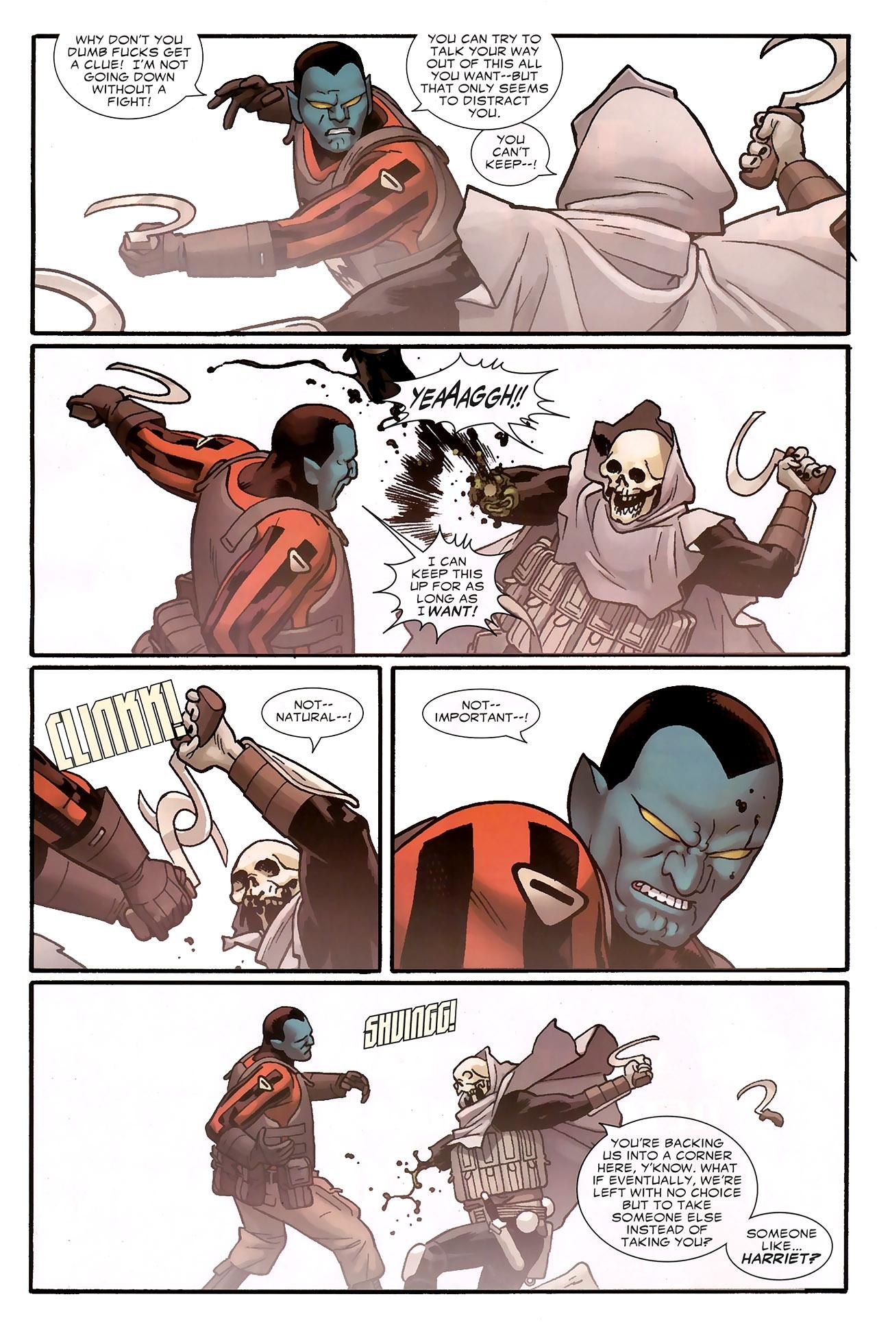 Read online Destroyer comic -  Issue #5 - 11