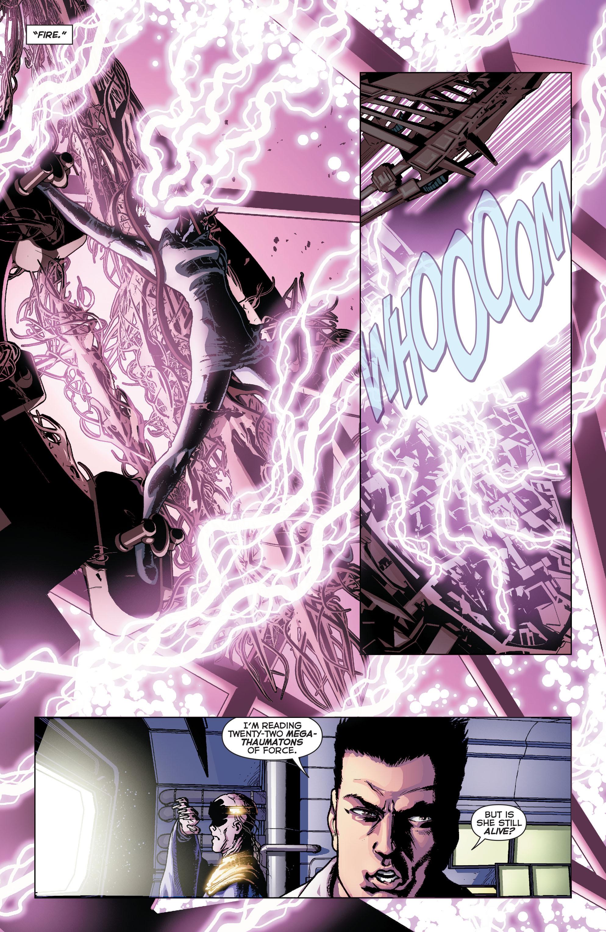 Read online Trinity of Sin: Pandora comic -  Issue #8 - 12
