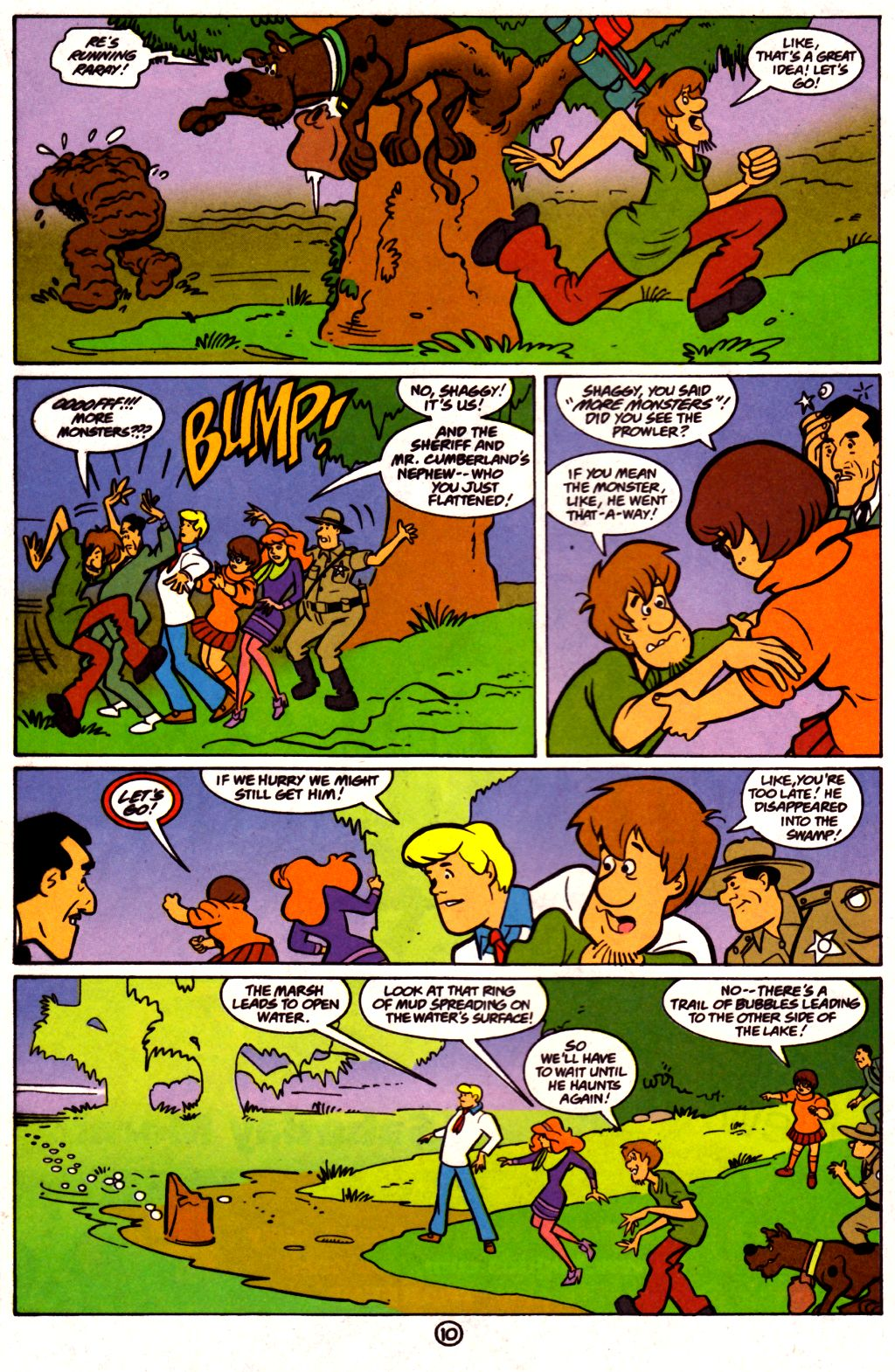 Read online Scooby-Doo (1997) comic -  Issue #21 - 11