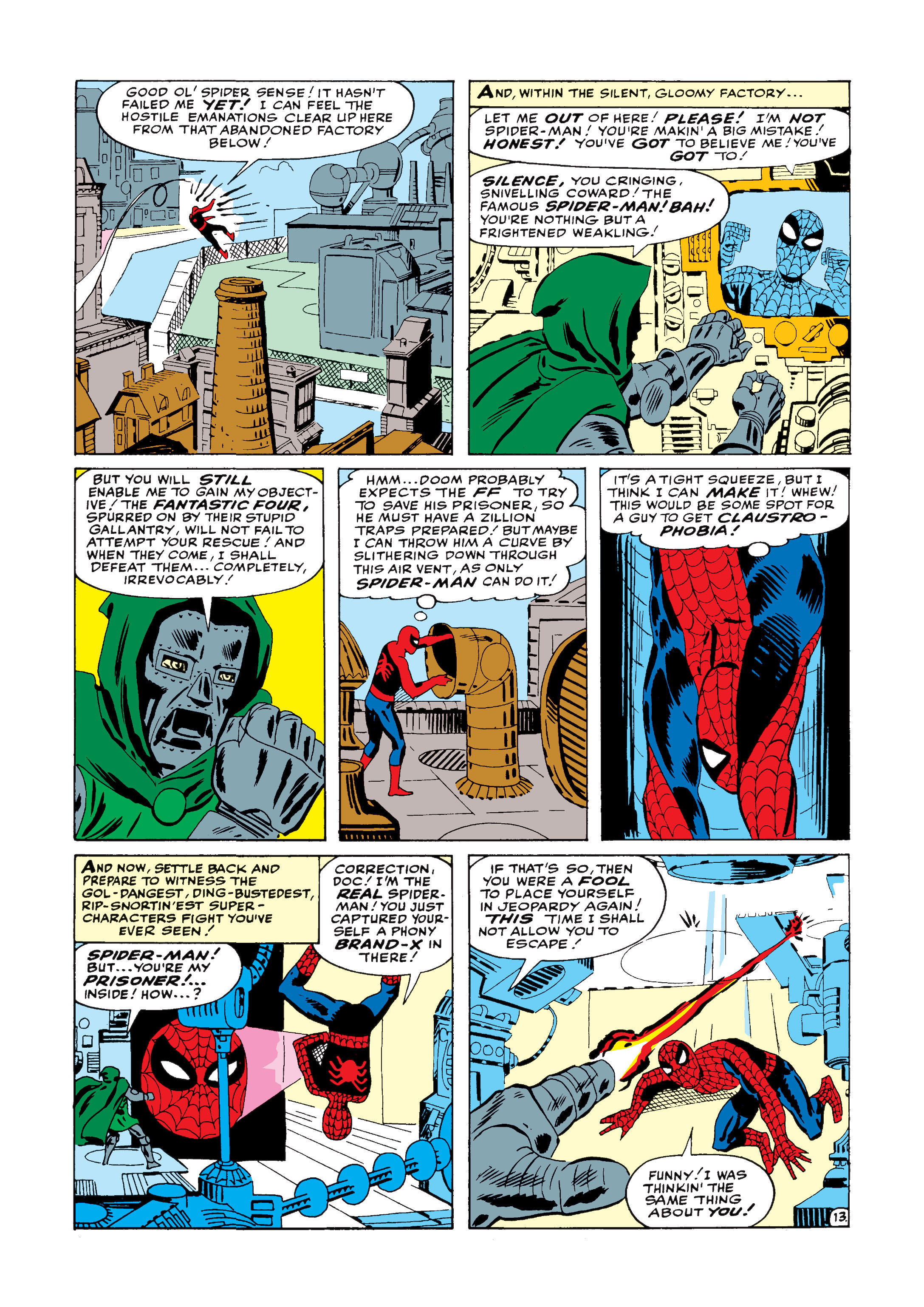 The Amazing Spider-Man (1963) 5 Page 13
