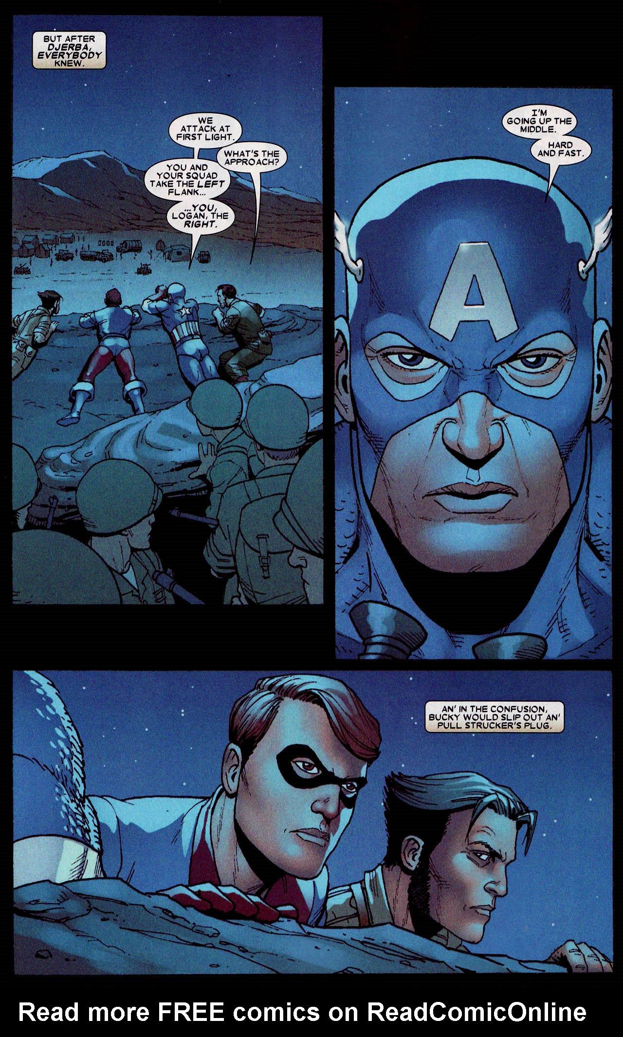 Read online Wolverine: Origins comic -  Issue #18 - 18